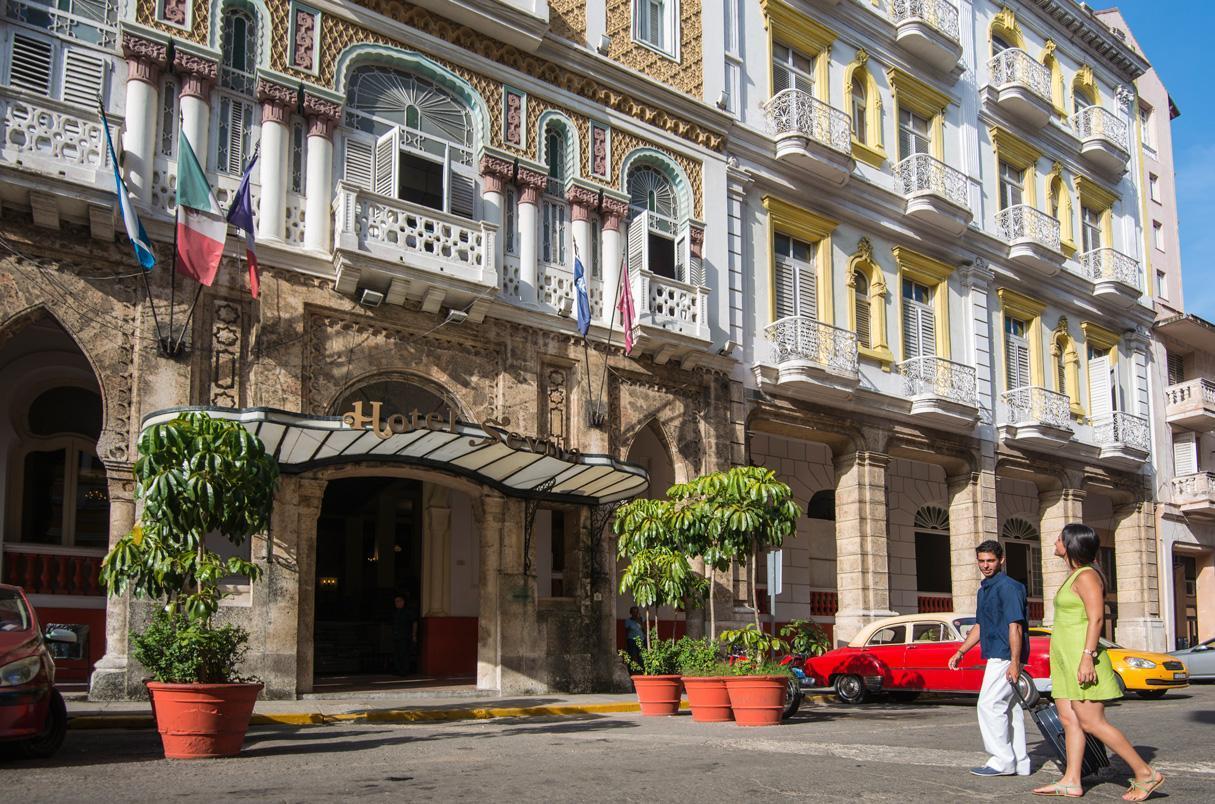 Hotel Sevilla, Centro Habana