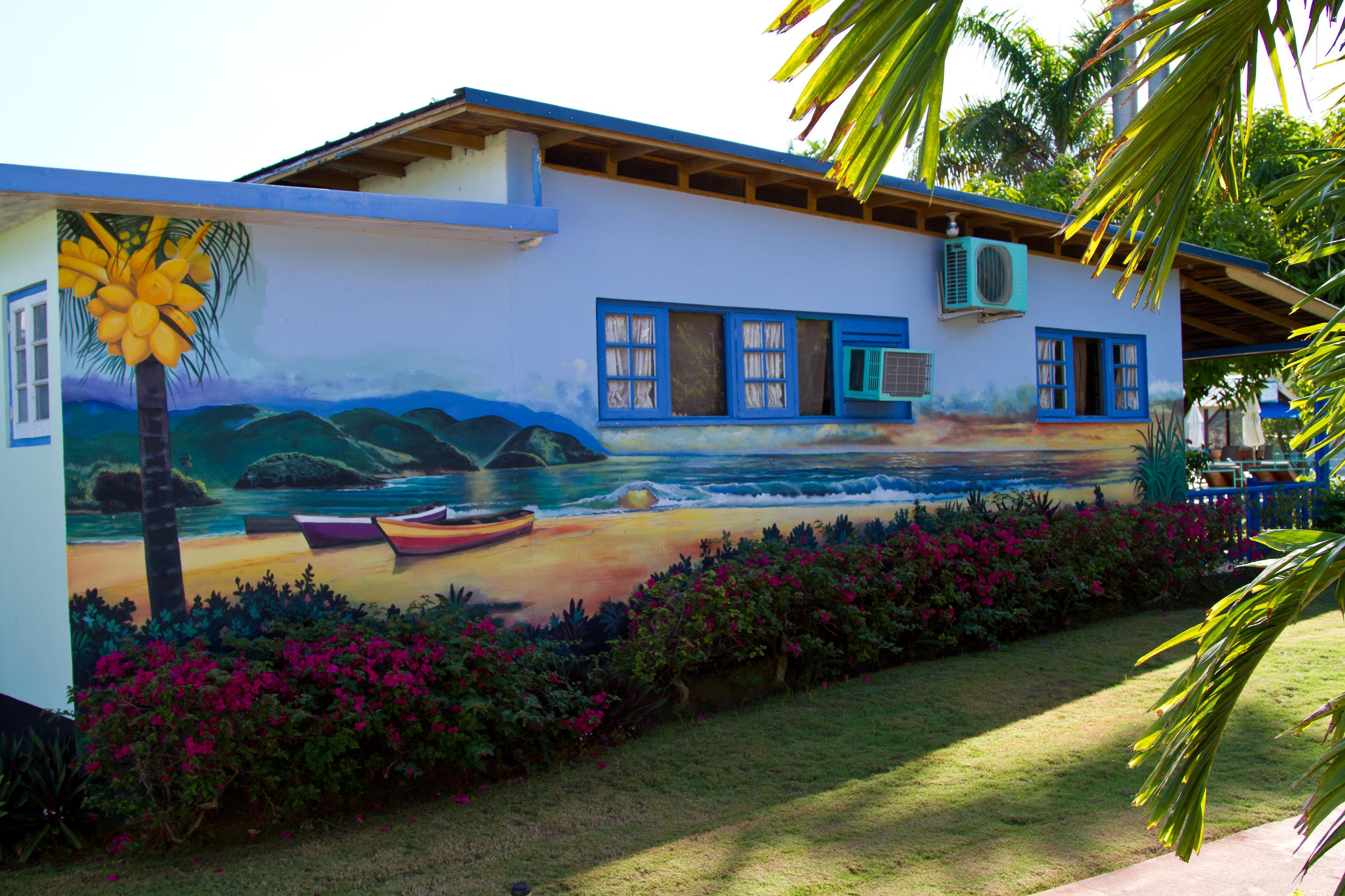 Toby's Resort,