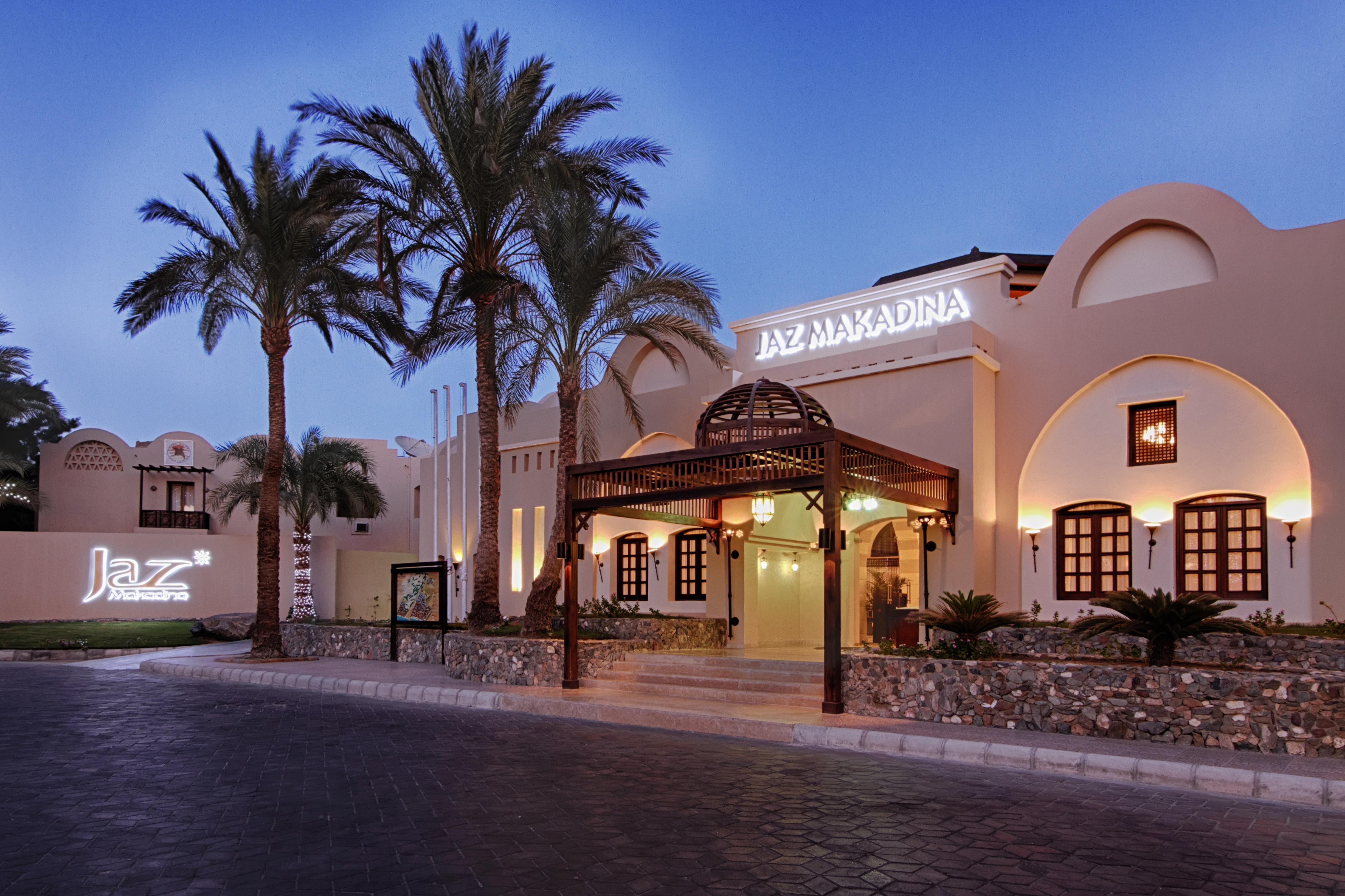 Jaz Makadina (Formally Sol Y Mar Club Makadi), Al-Ghurdaqah