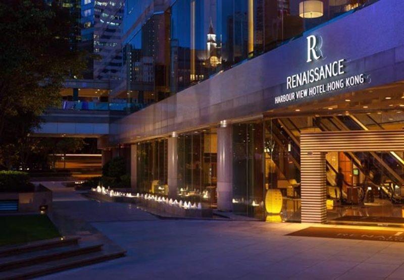 Renaissance Hong Kong Harbour View Hotel, Wan Chai