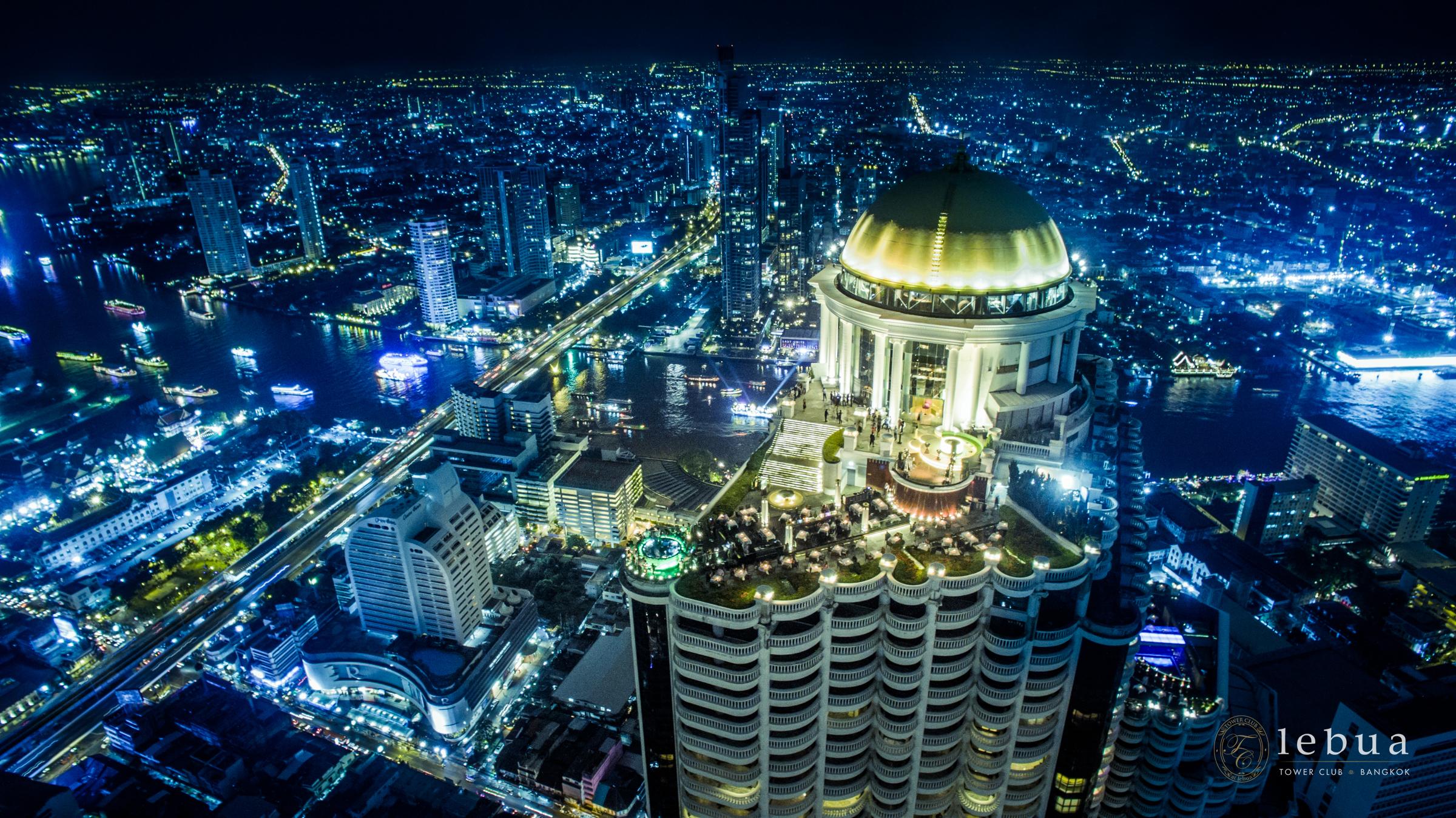 Tower Club at lebua, Bang Rak