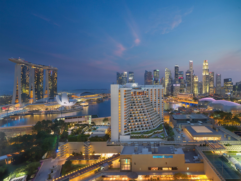 Mandarin Oriental, Singapore, Downtown Core
