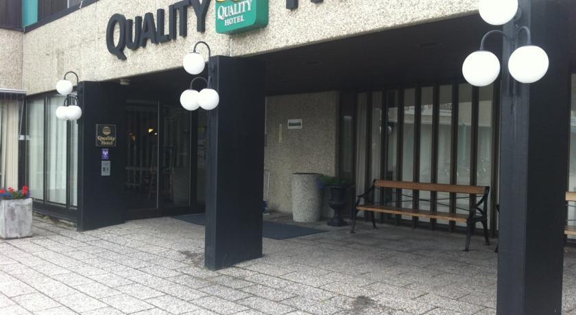 Quality Hotel Vaxjo, Växjö