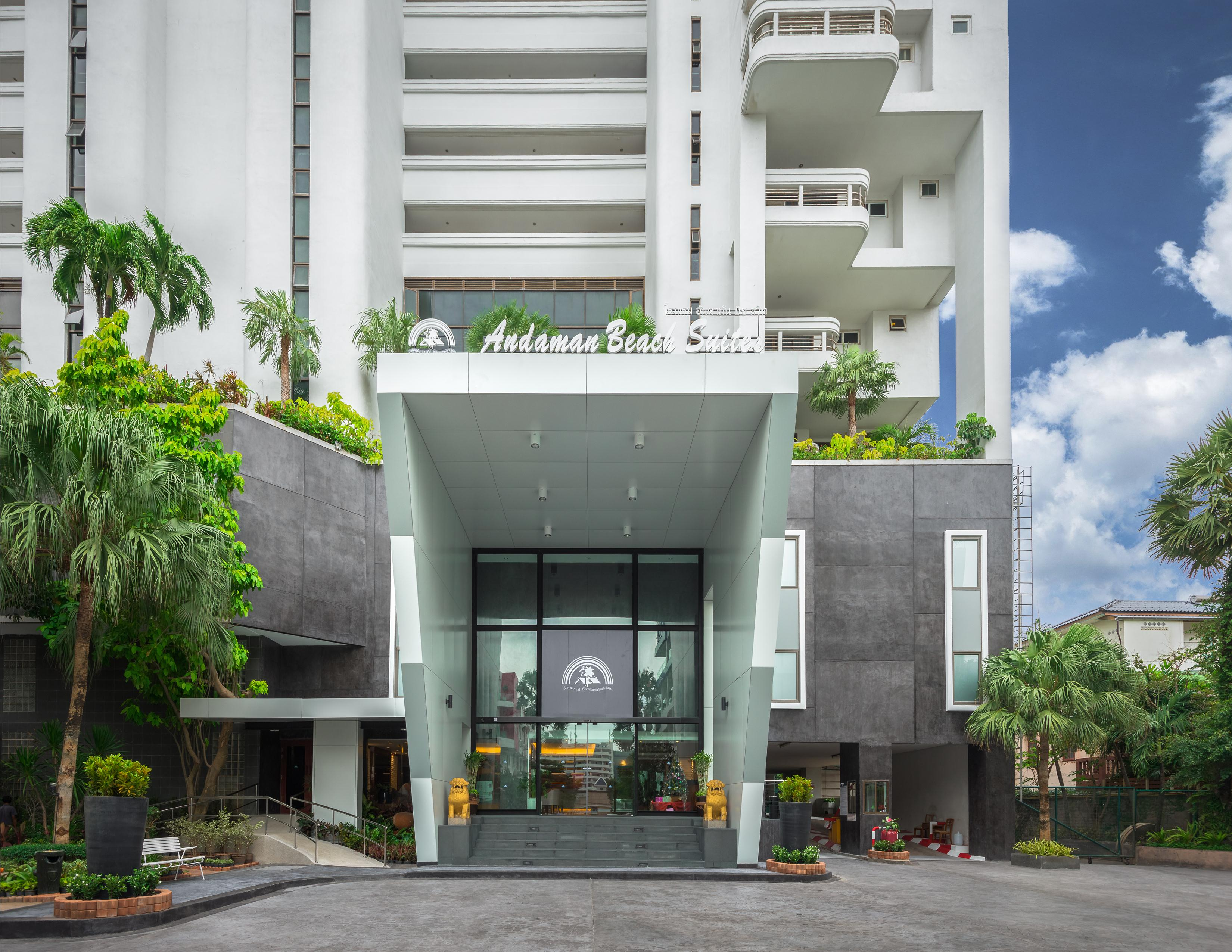 Andaman Beach Suites Hotel, Pulau Phuket