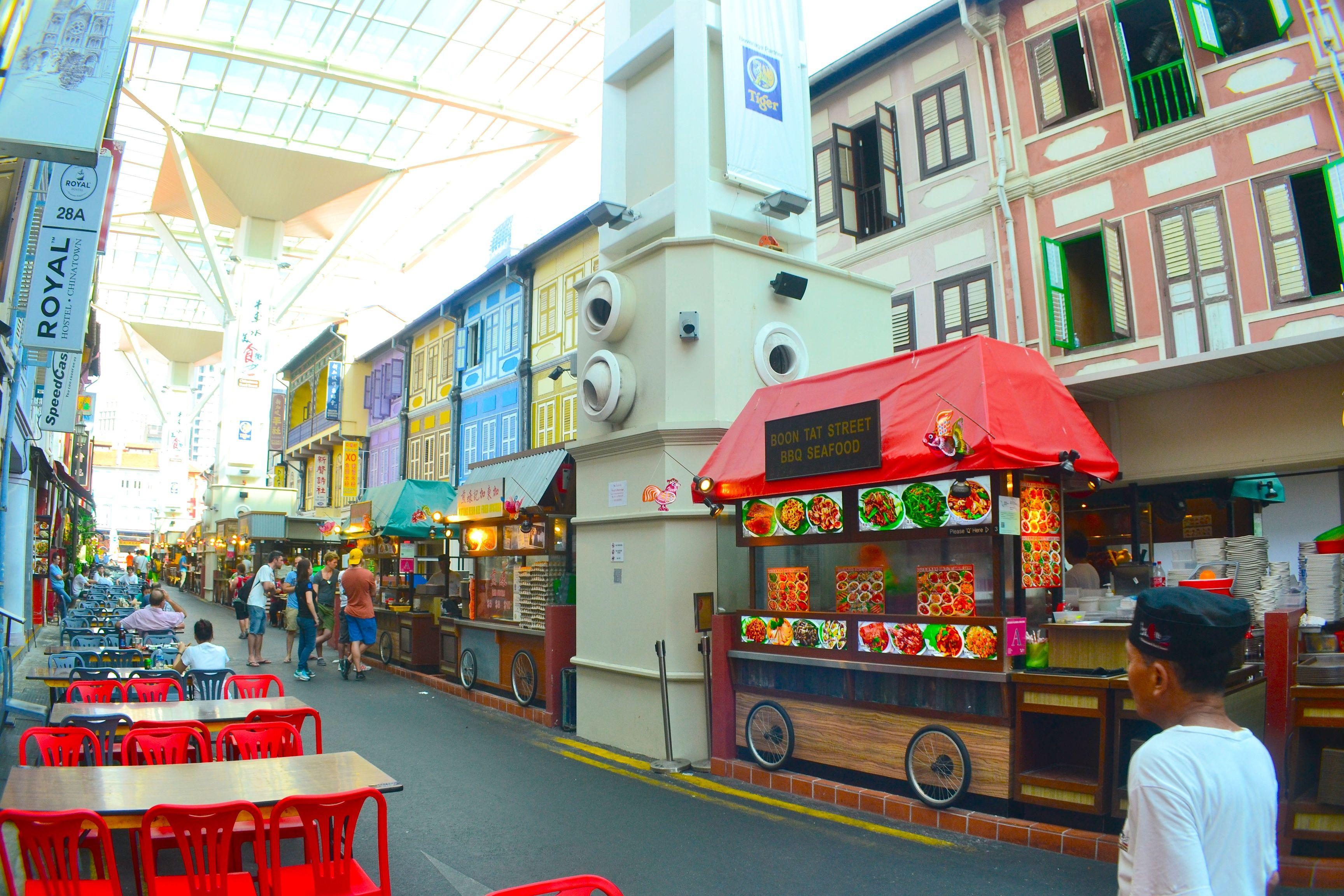 The Inn at Temple Street @ Chinatown, Outram