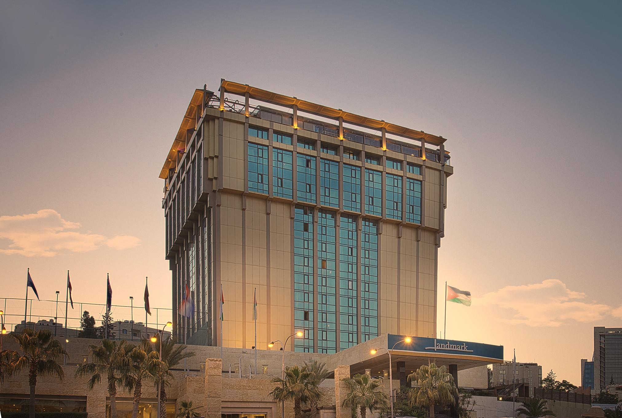 Landmark Amman Hotel & Conference Center, Wadi Essier