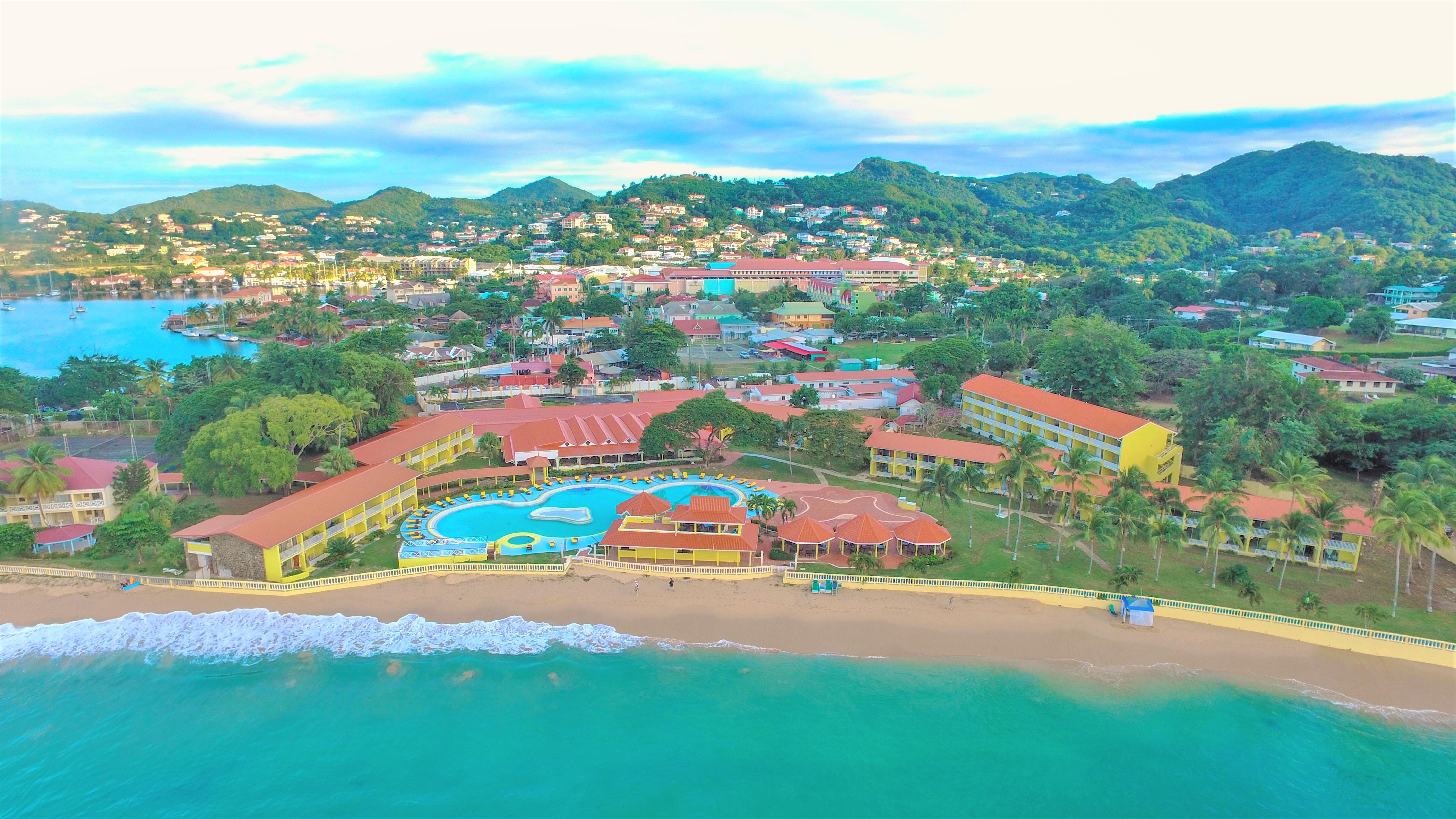 Starfish St. Lucia Resort,