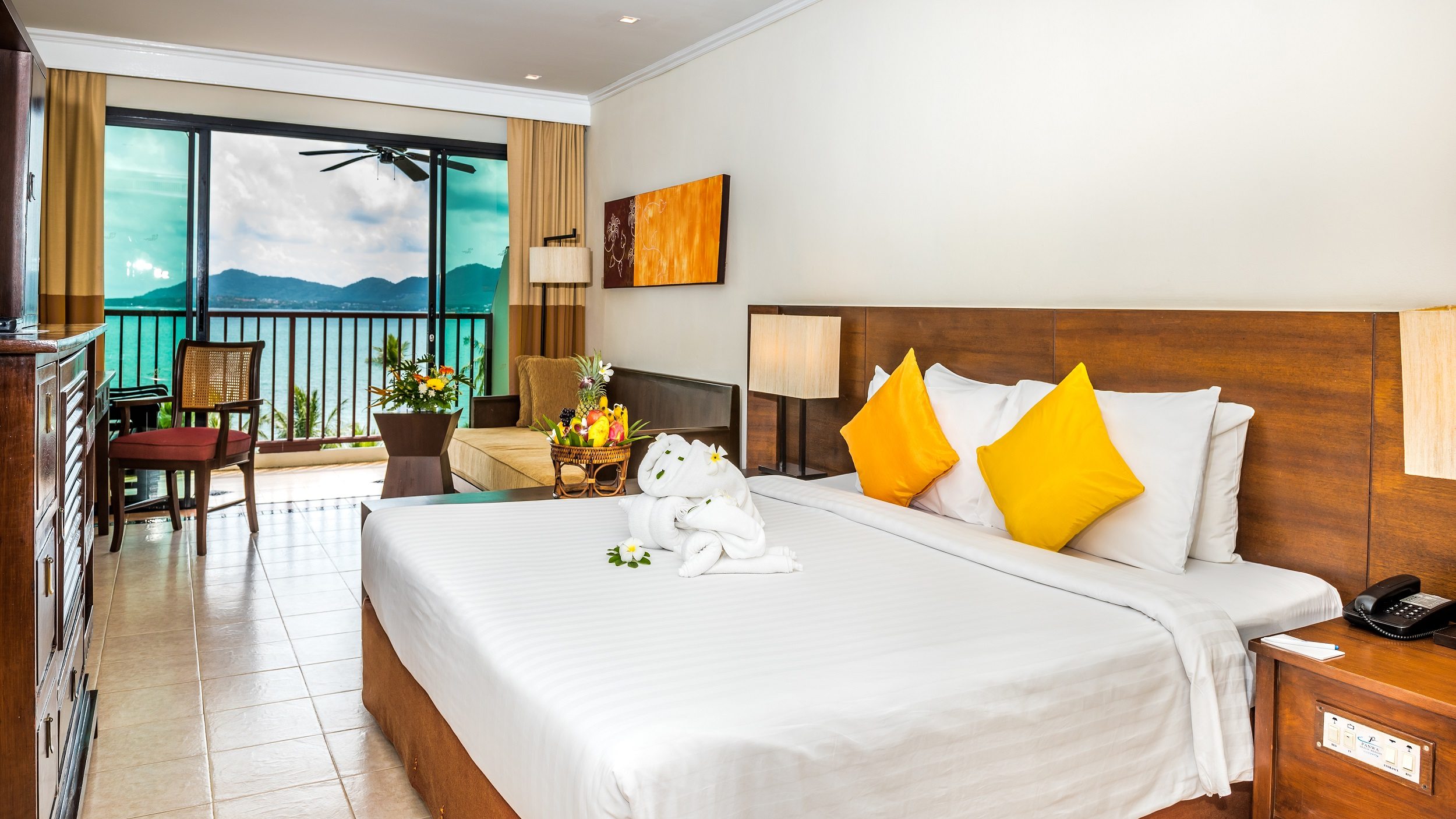 Panwa Boutique Beach Resort, Pulau Phuket