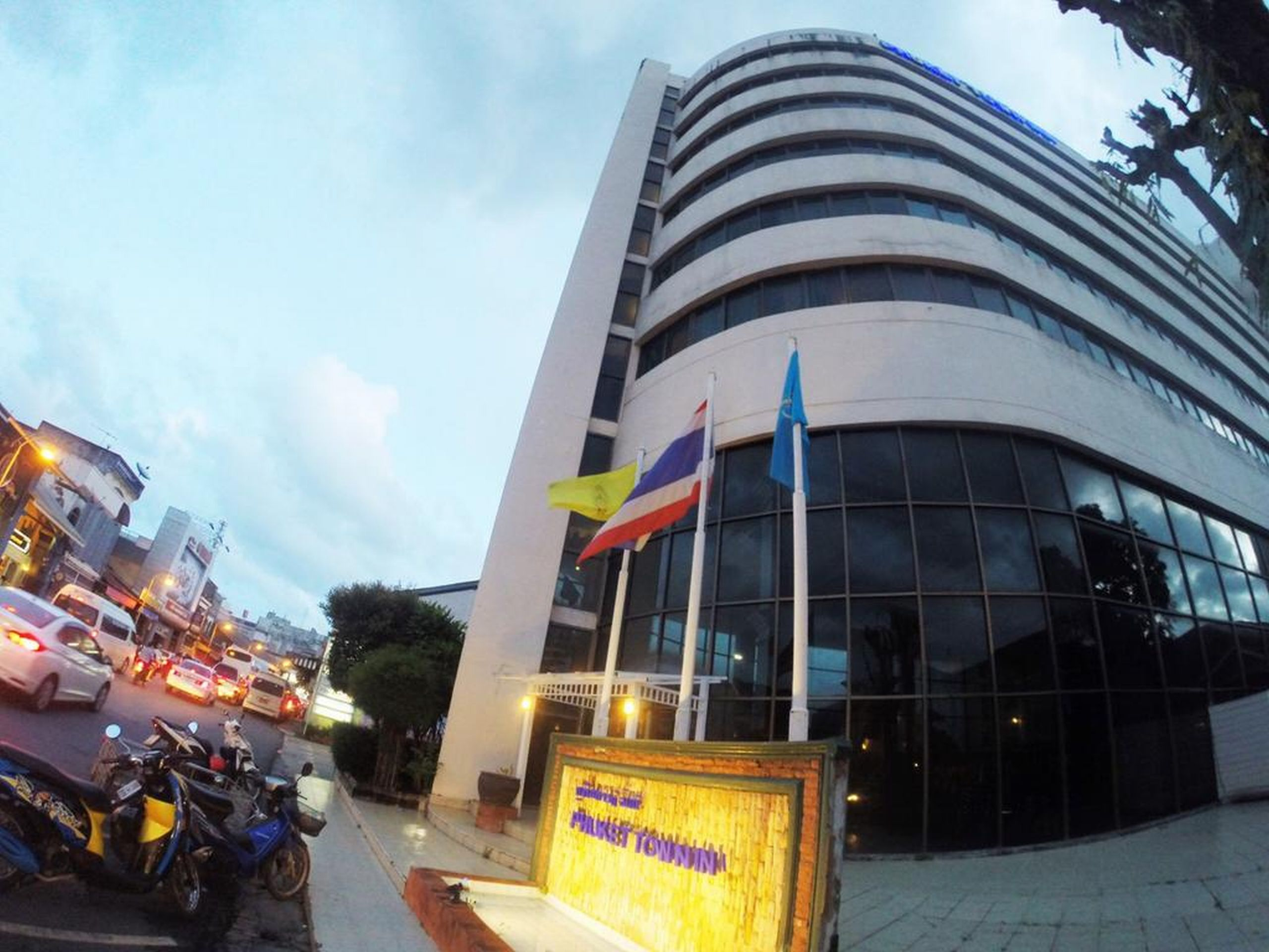 Hotel Phuket Town Inn