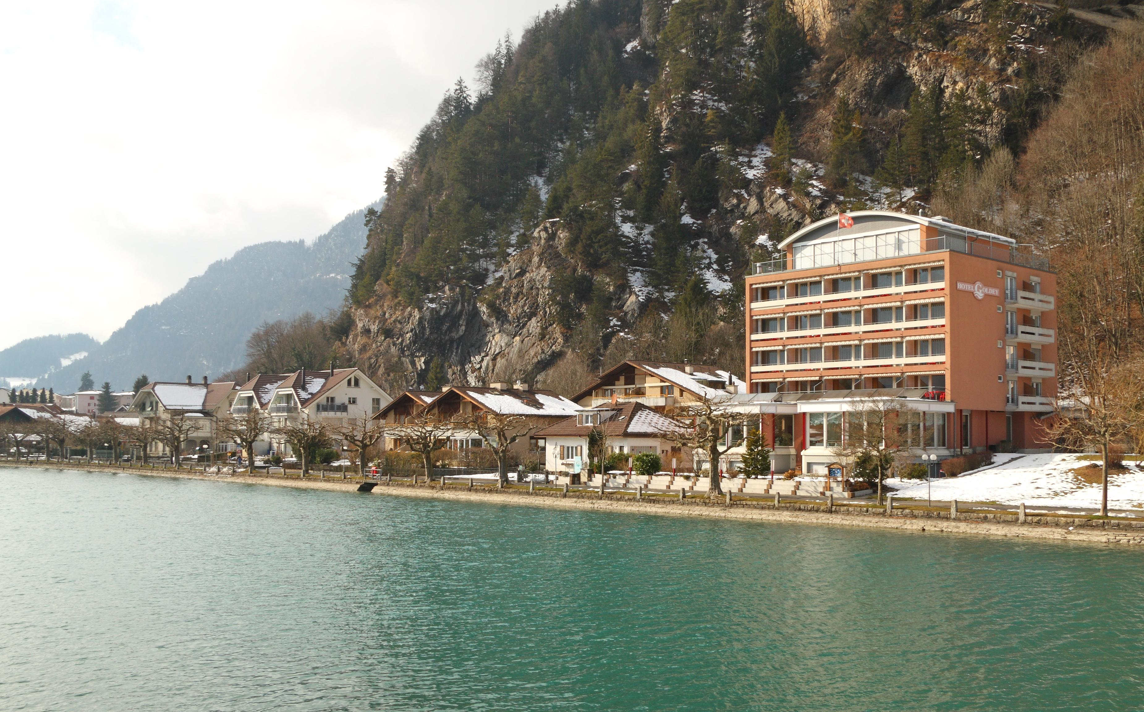 Goldey Swiss Quality Hotel, Interlaken