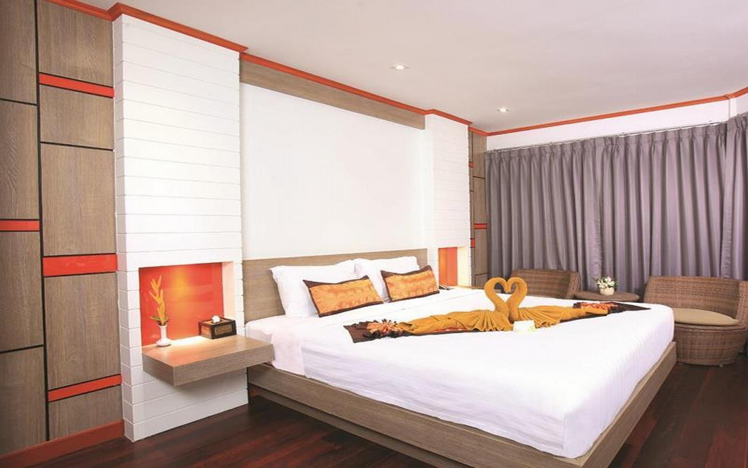 Phi Phi Natural Resort, Muang Krabi