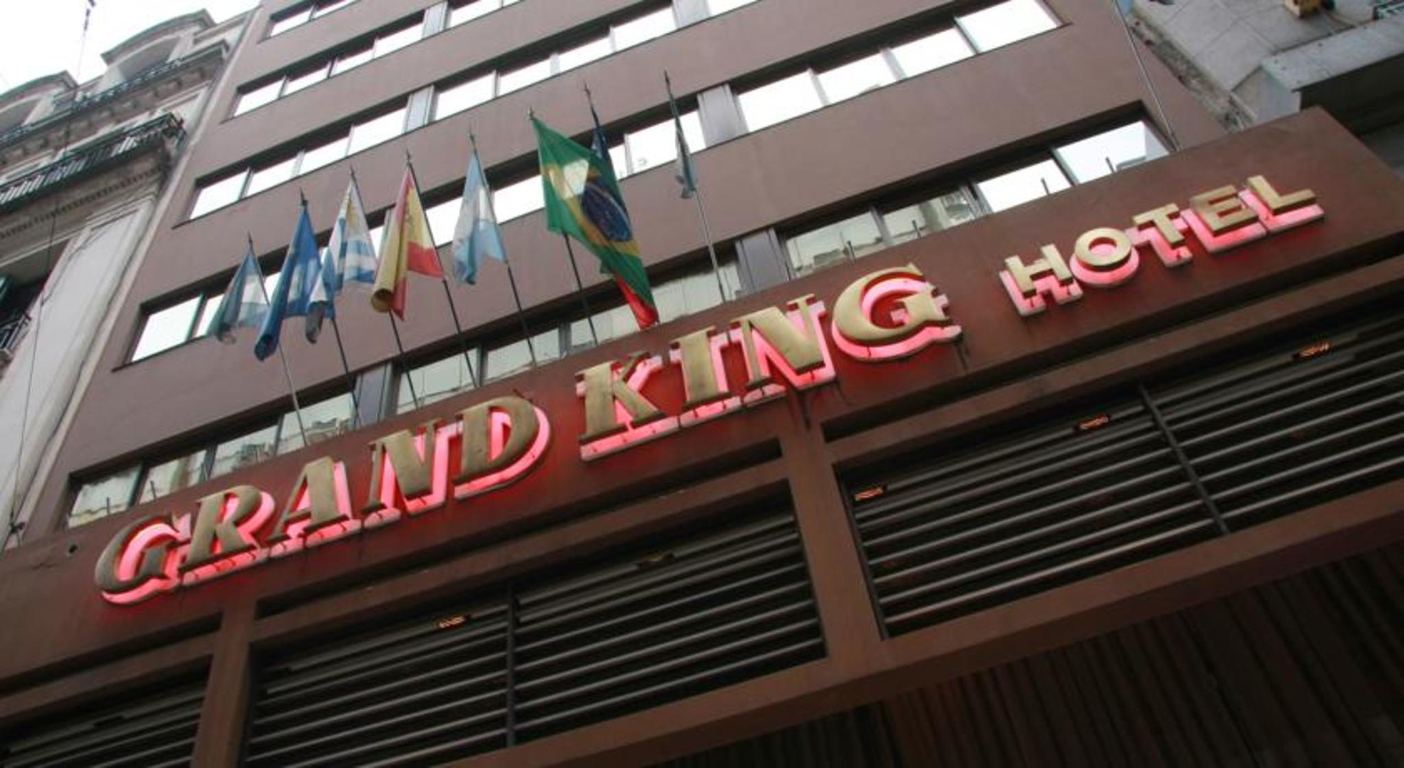 Grand King Hotel, Distrito Federal