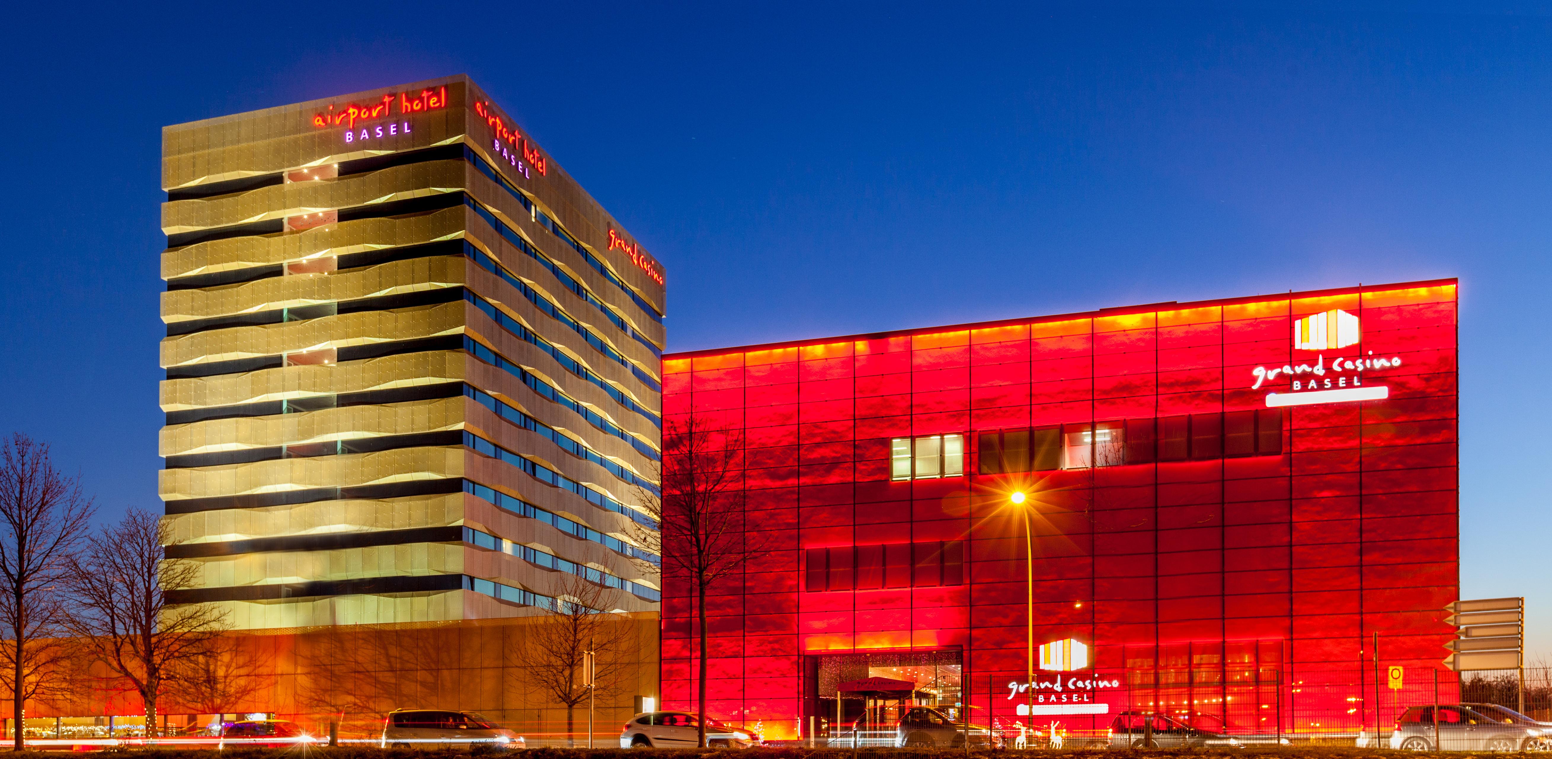 Airport Hotel Basel, Basel