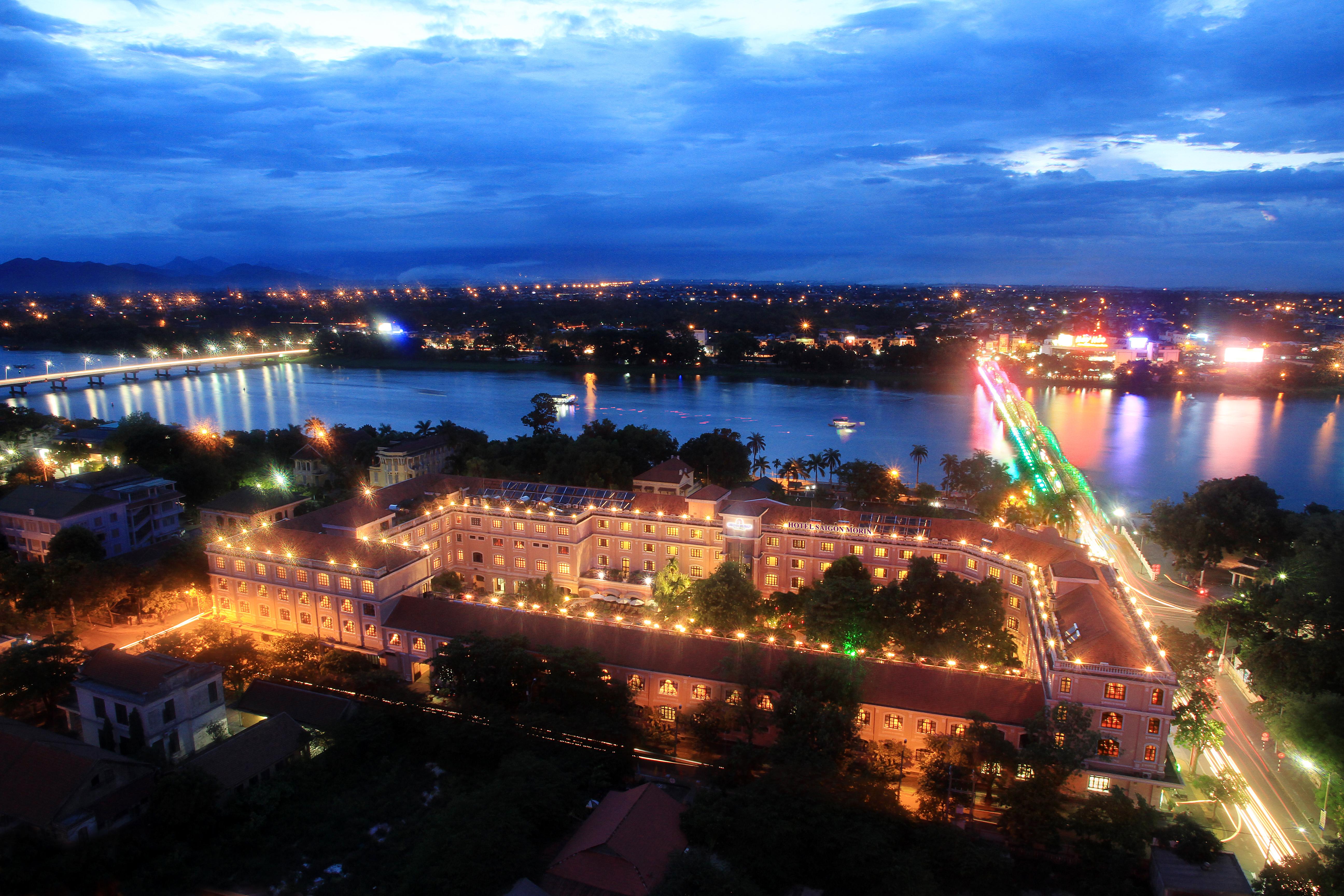 Hotel Saigon Morin, Huế