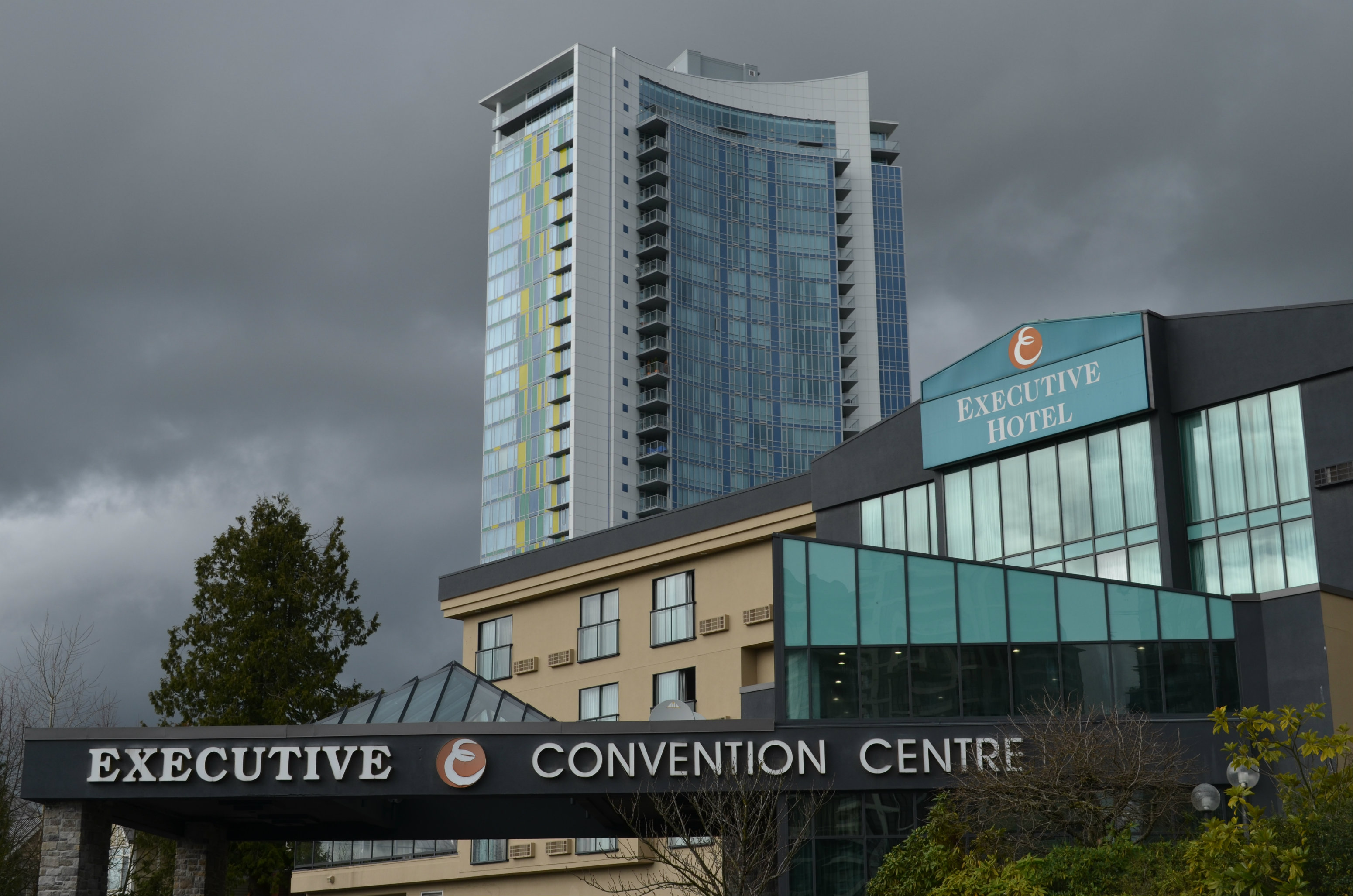 Executive Suites Hotel Metro Vancouver Burnaby, Greater Vancouver
