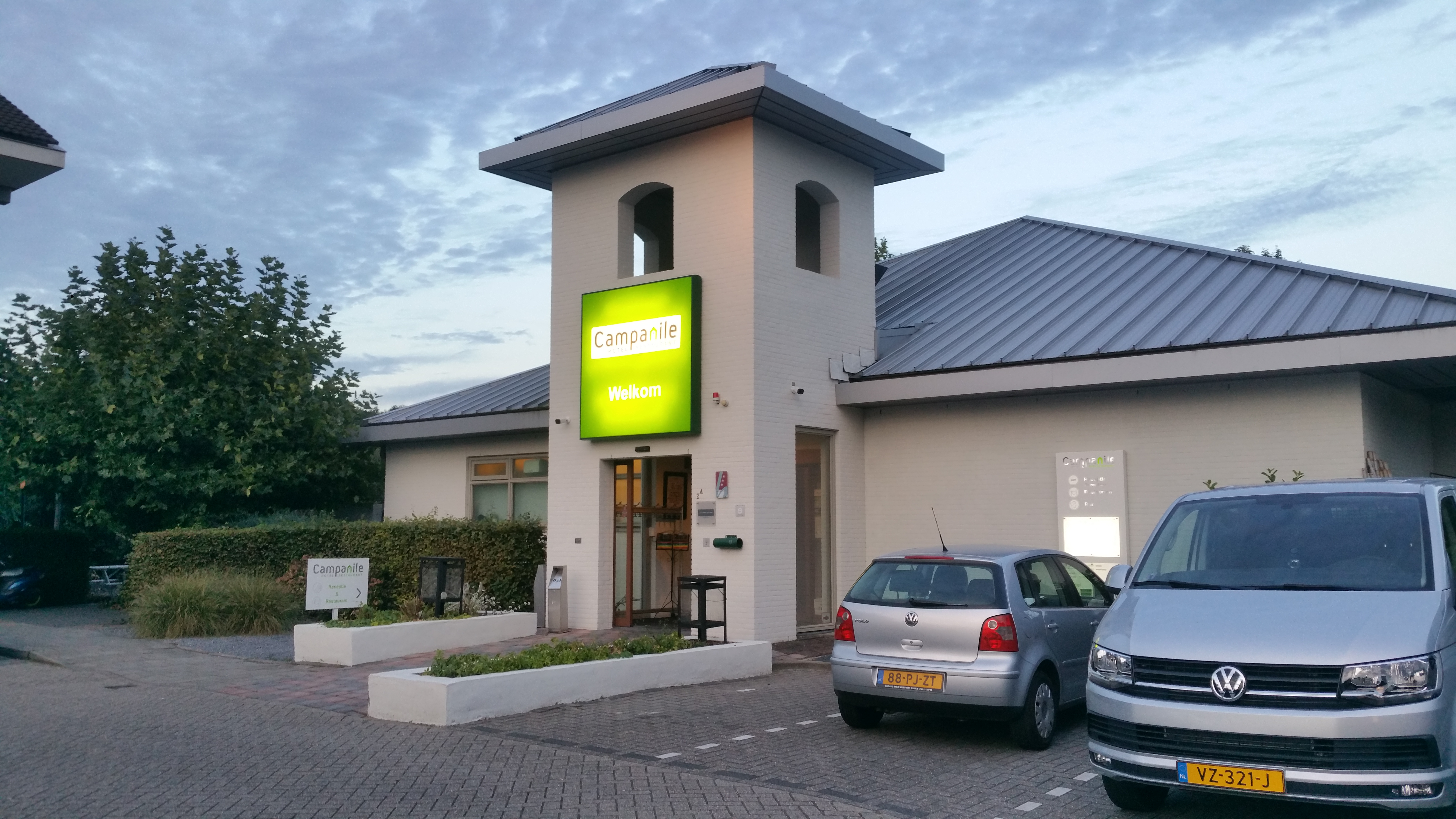 Campanile Hotel Zevenaar - Arnhem, Zevenaar
