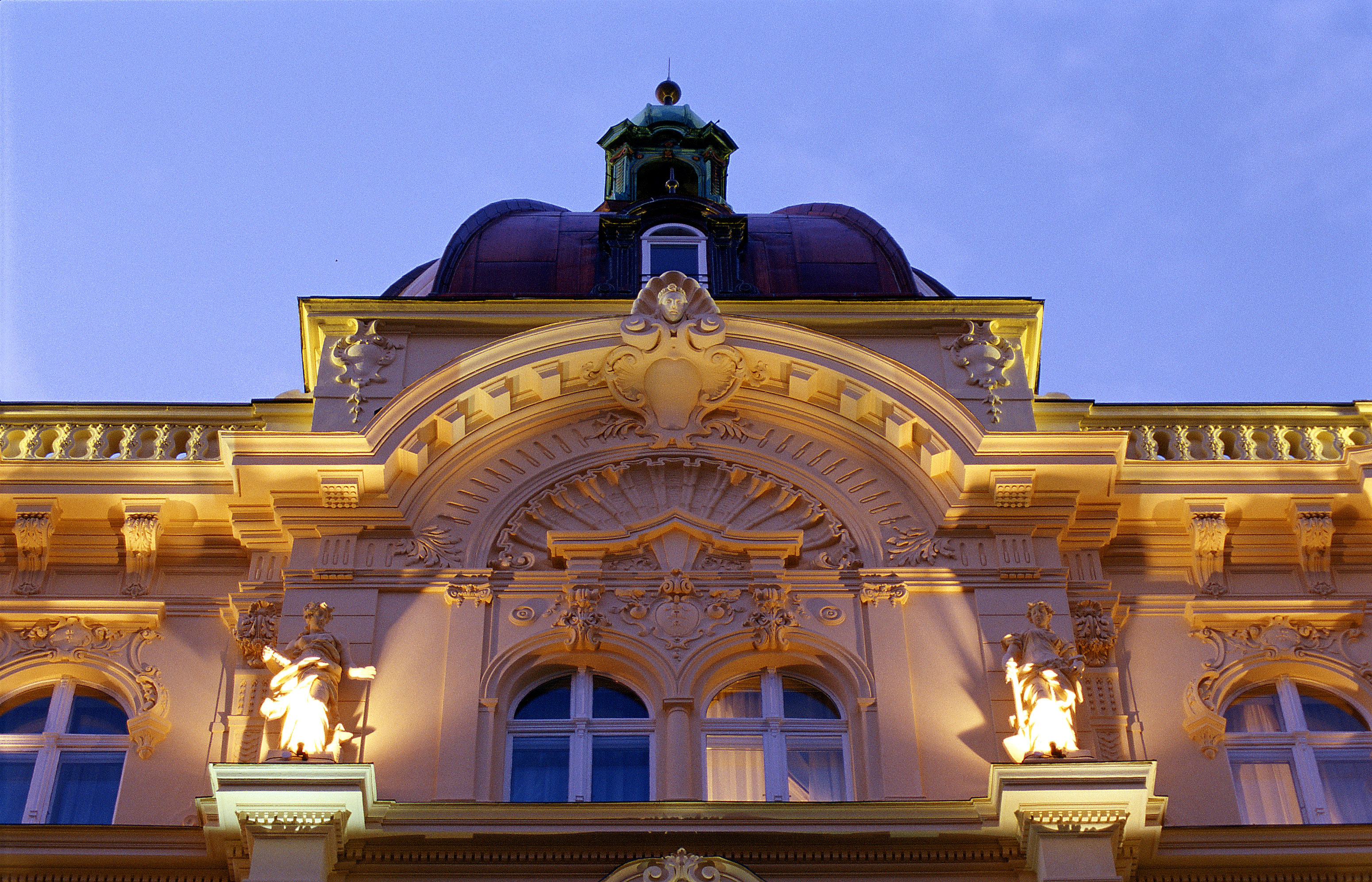 Century Old Town Mgallery by Sofitel,Prague Central Station