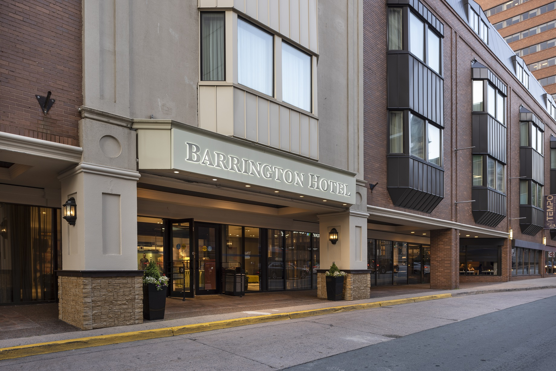 The Barrington Hotel, Halifax
