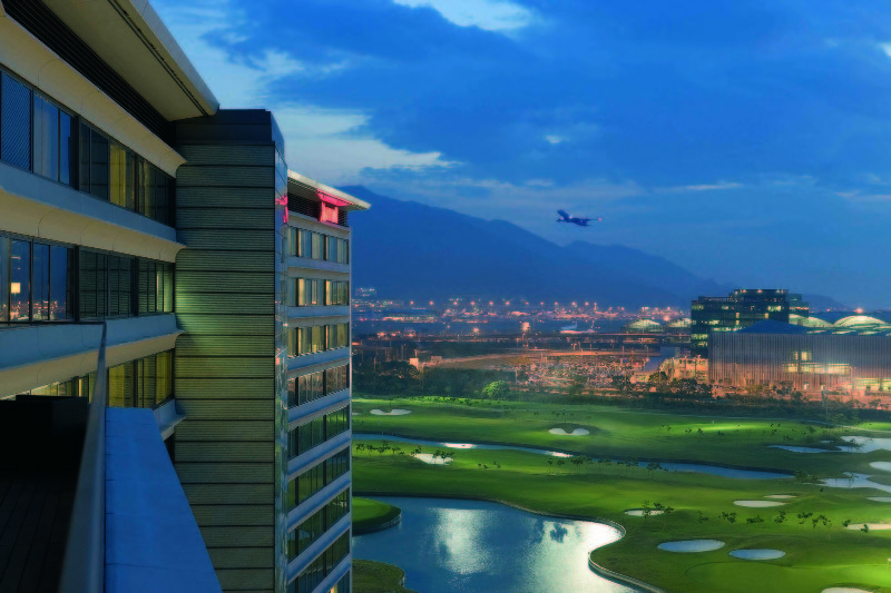 Hong Kong SkyCity Marriott Hotel, Lantau Islands