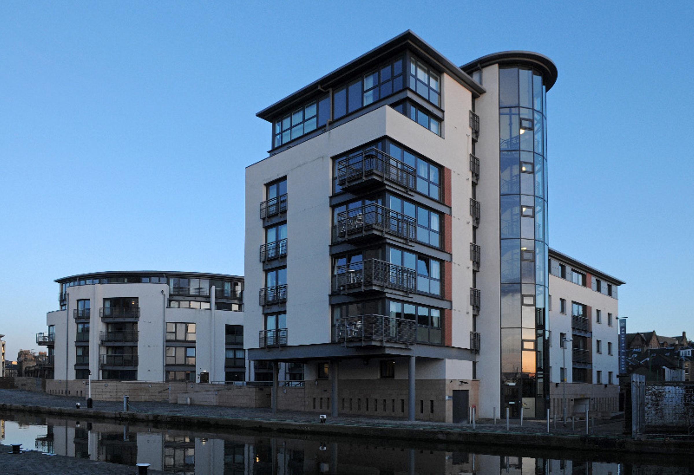 Fountain Court Apartments - EQ2, Edinburgh
