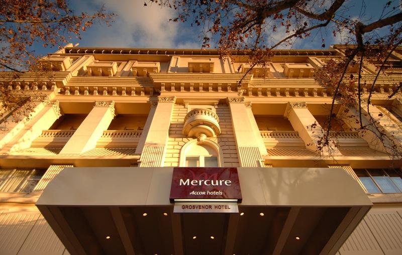 Mercure Grosvenor Hotel, Adelaide