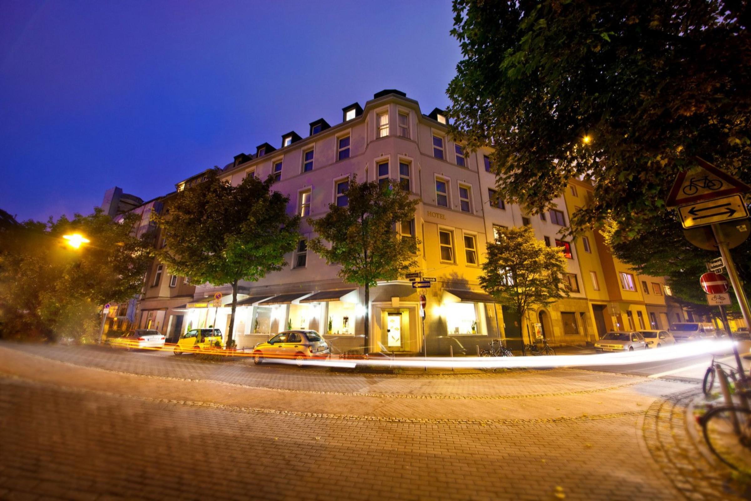 Novum Hotel Maxim, Düsseldorf