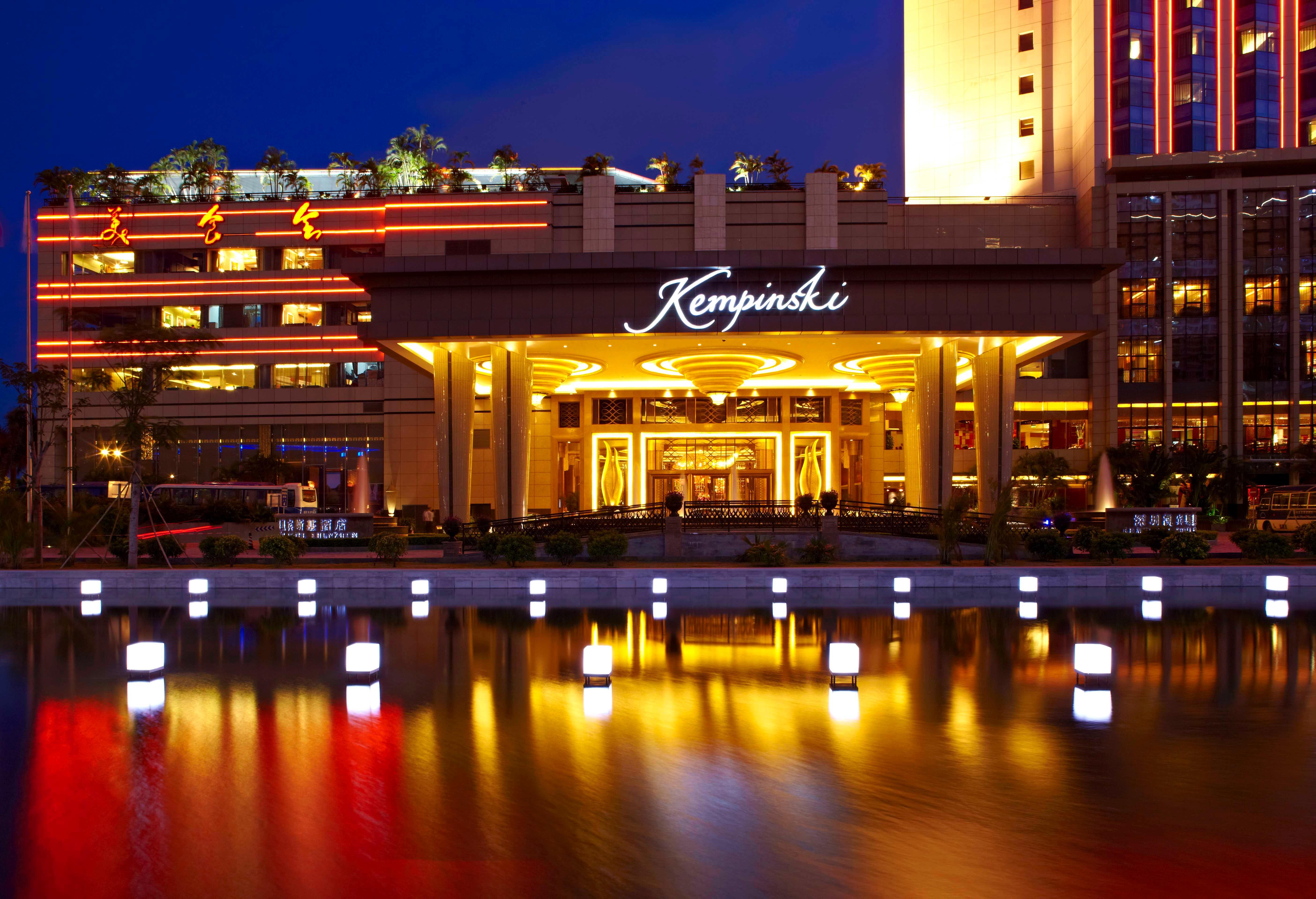 Kempinski Hotel Shenzhen, Shenzhen