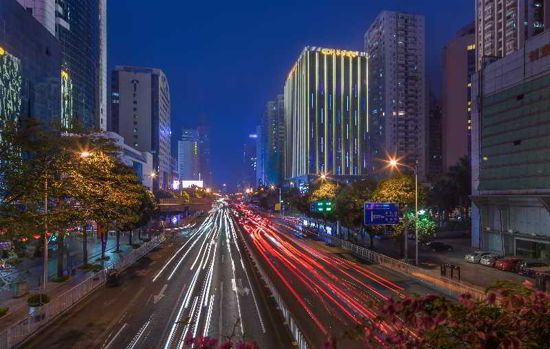 Guangdong Hotel, Shenzhen