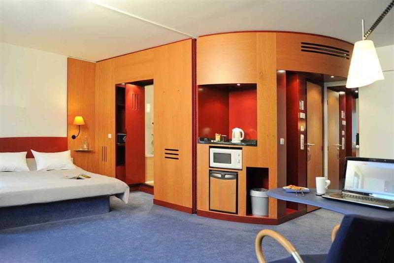 Novotel Suites Muenchen Parkstadt Schwabing