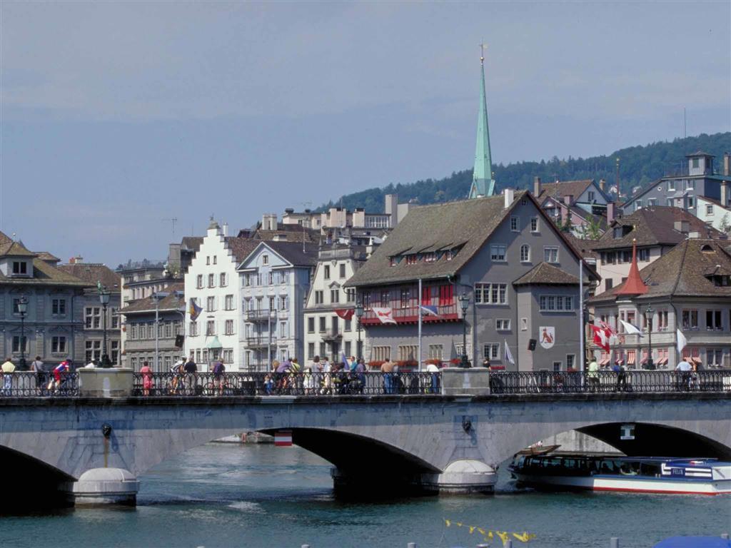 Novotel Zurich Airport Messe