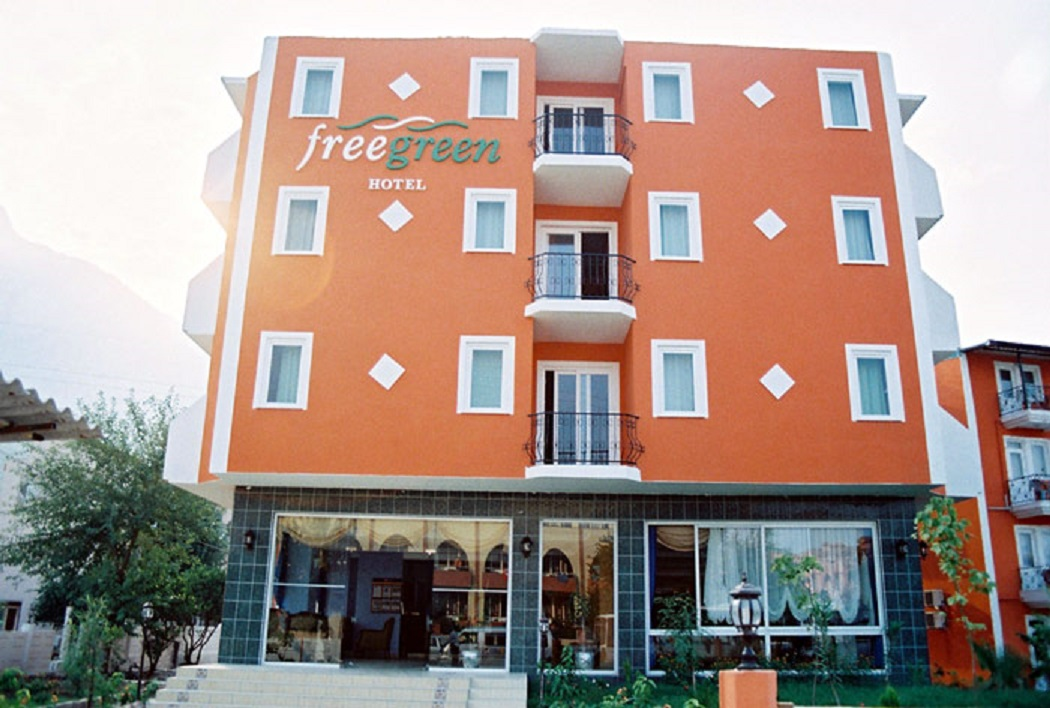 Free Green Hotel, Kemer