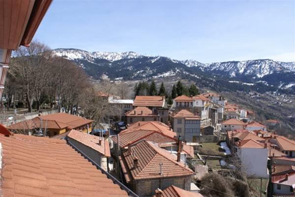 Kassaros, Epirus