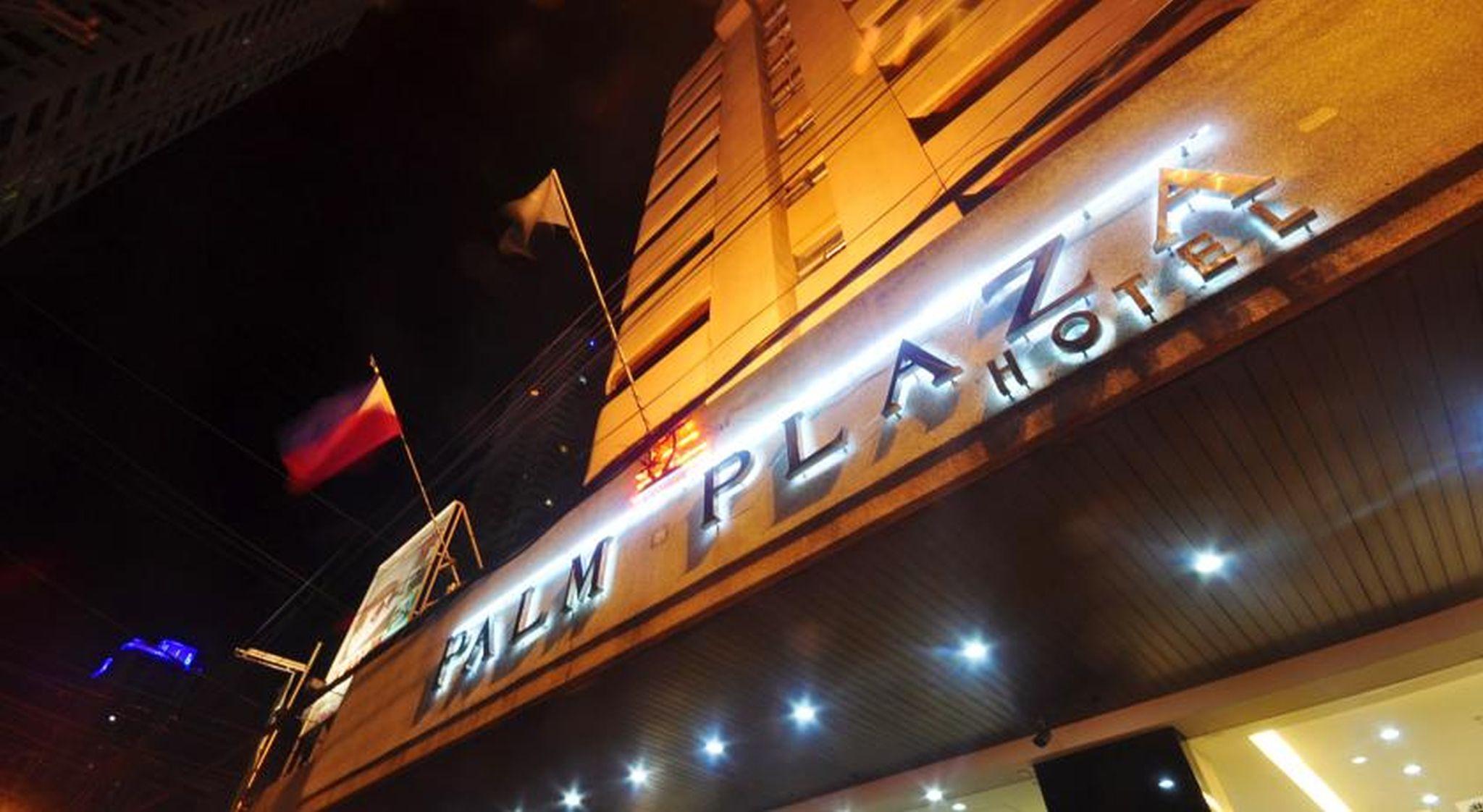 Palm Hotel (formerly known Palm Grove Hotel), Manila