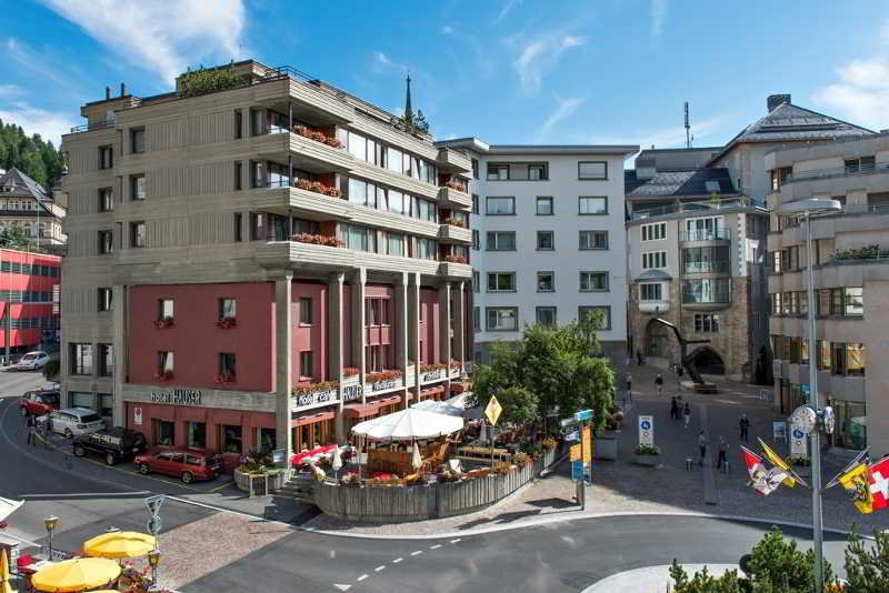 Hauser Swiss Quality Hotel, Maloja