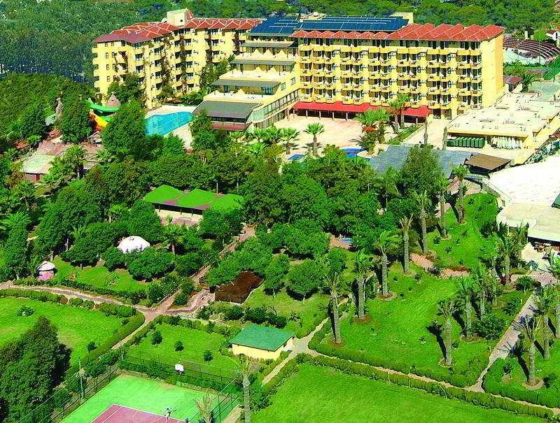 MC Mahberi Beach Hotel, Alanya
