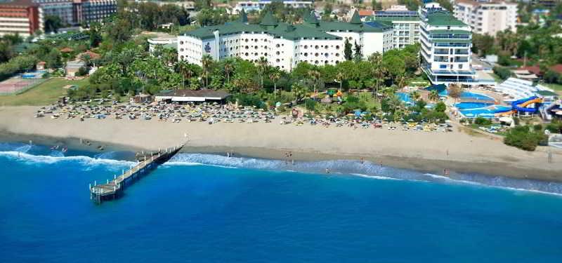MC Beach Park Resort Hotel, Alanya