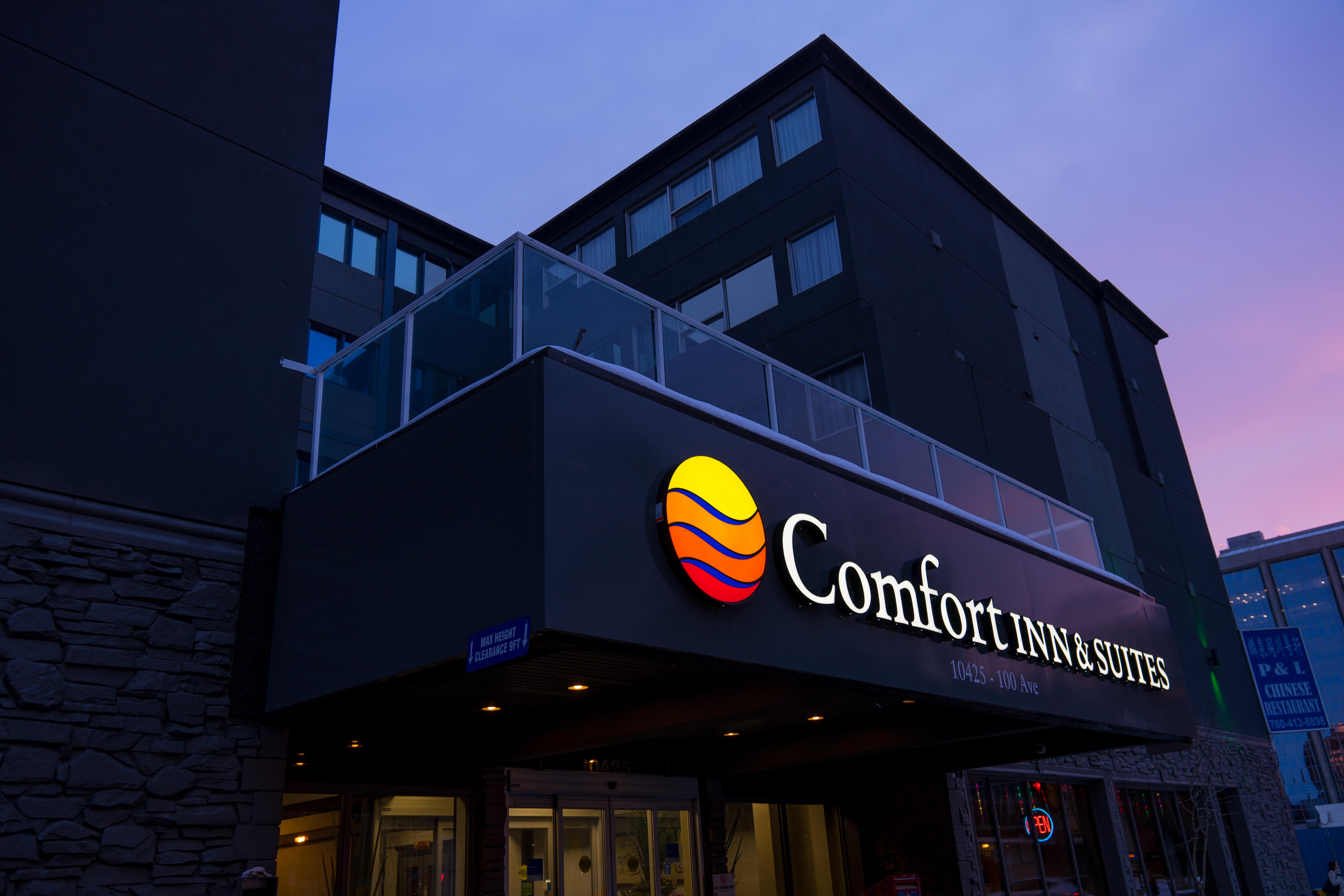 Comfort Inn & Suites Edmonton, Division No. 11