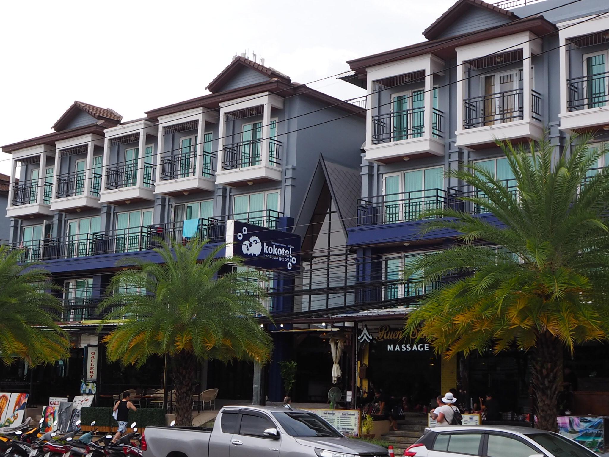 Kokotel Krabi Ao Nang, Muang Krabi