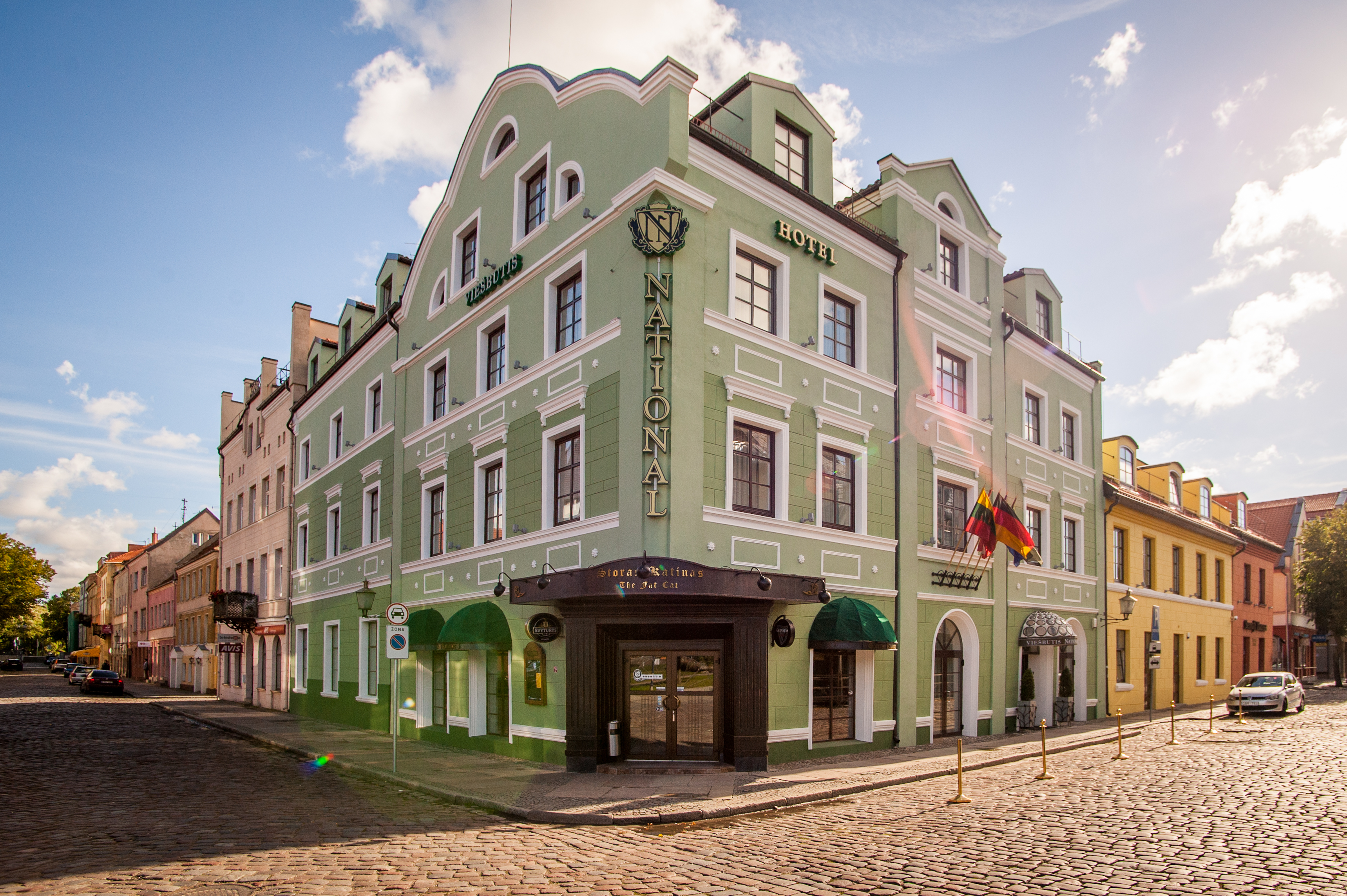 National Hotel, Klaipėdos