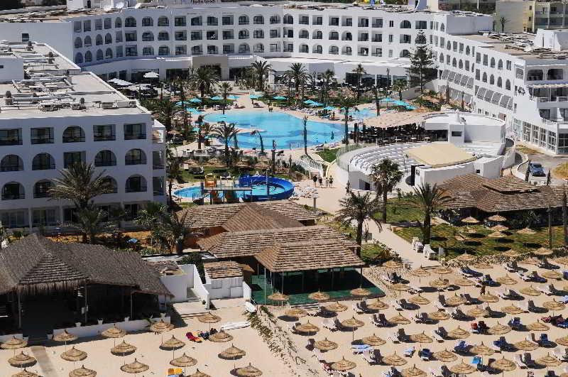 Vincci Nozha Beach & Spa, Hammamet