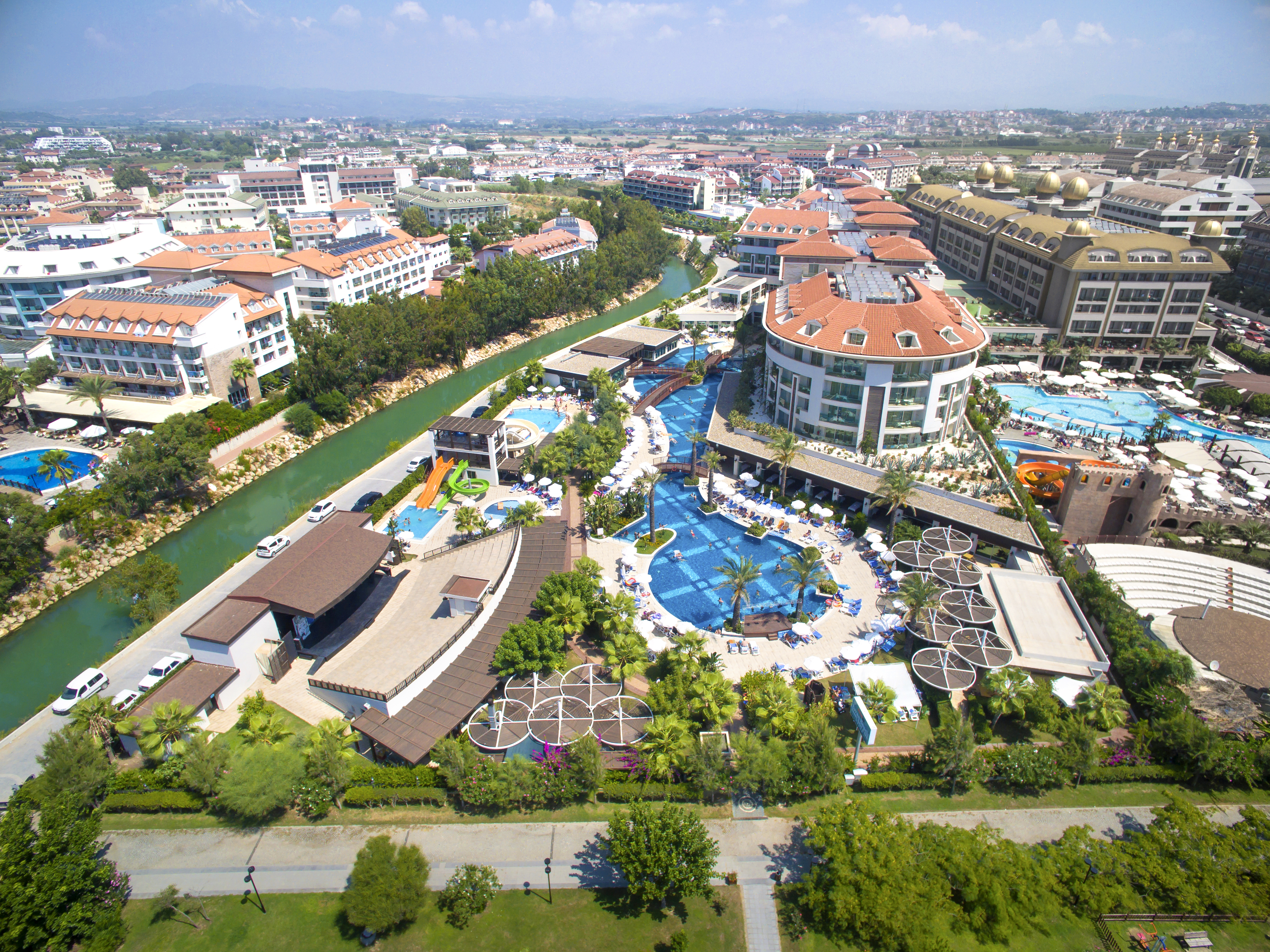 Sunis Evren Beach Resort, Manavgat