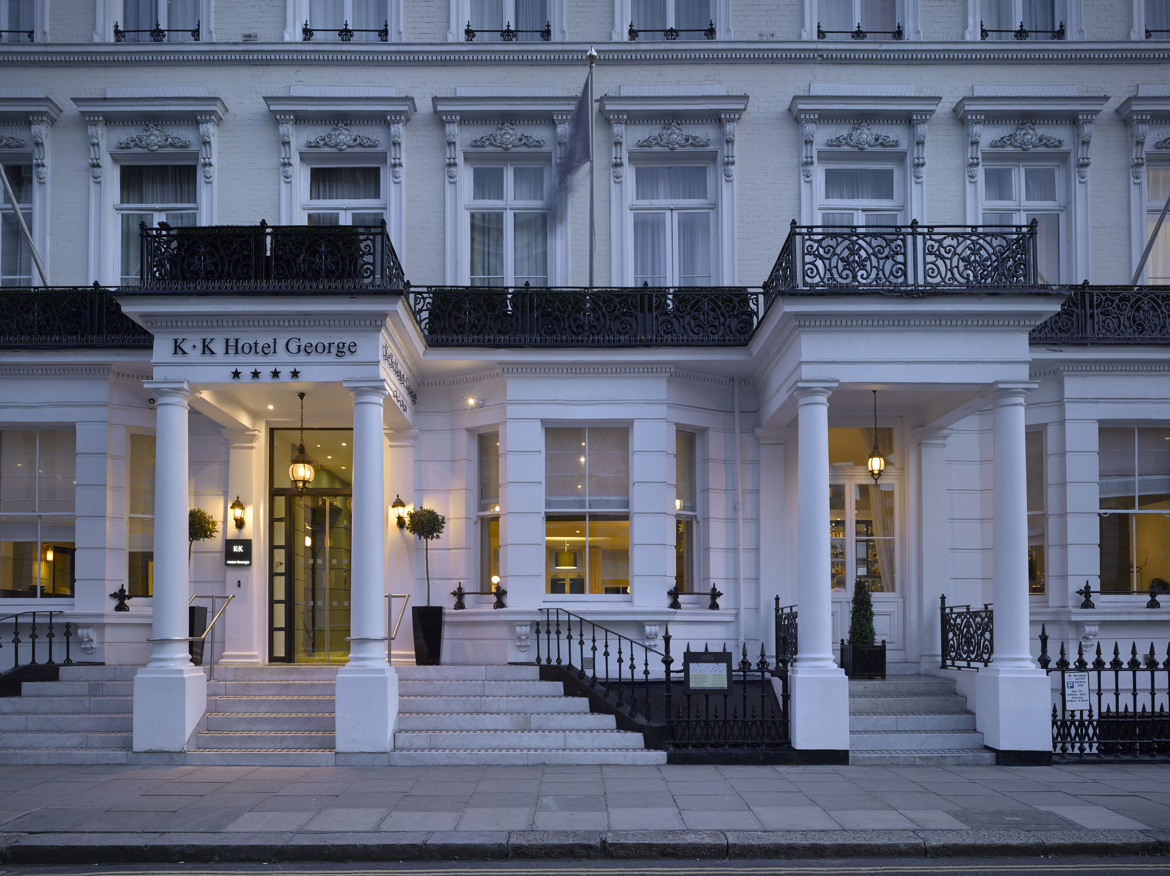 K+K Hotel George, London
