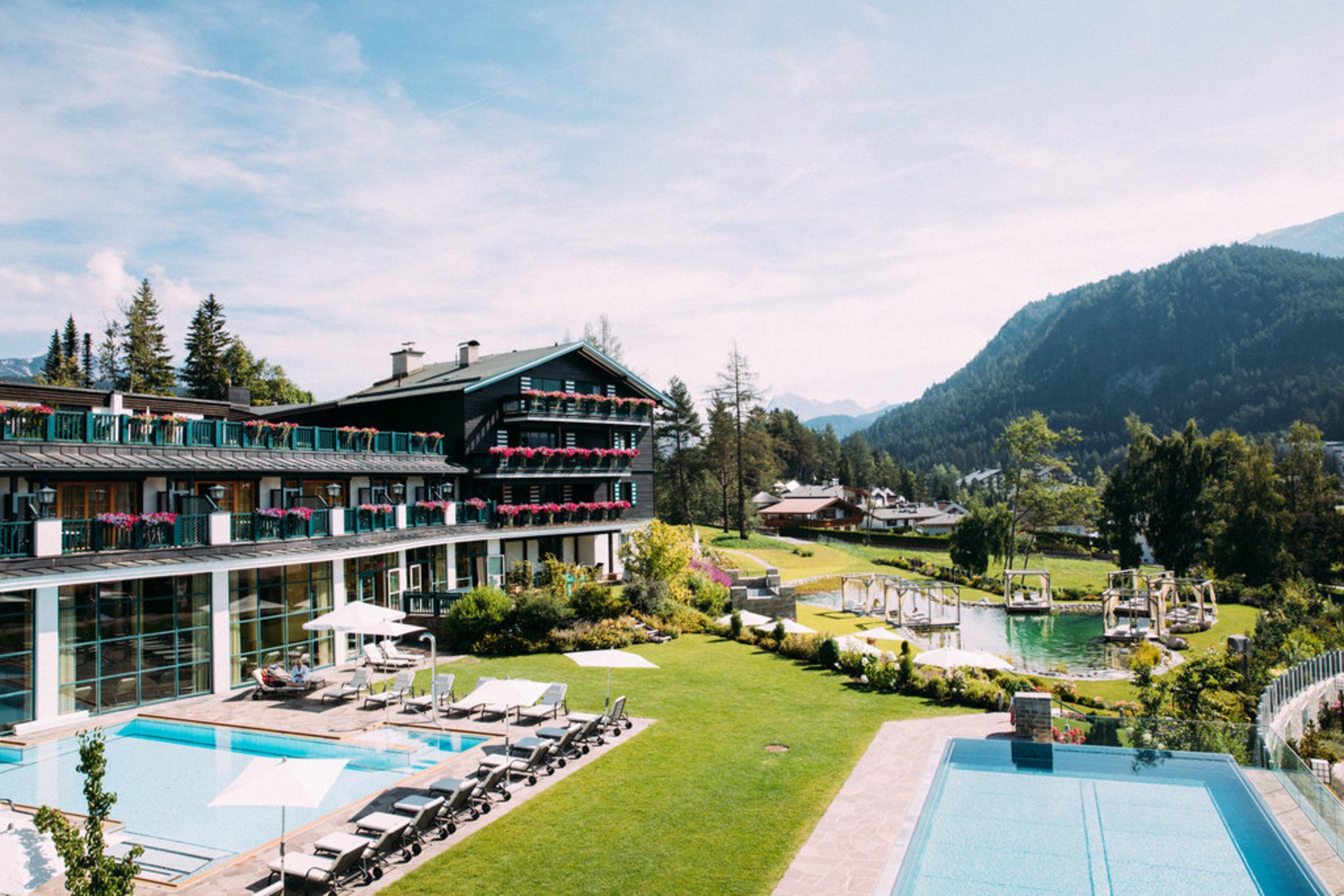 Astoria Resort, Innsbruck Land