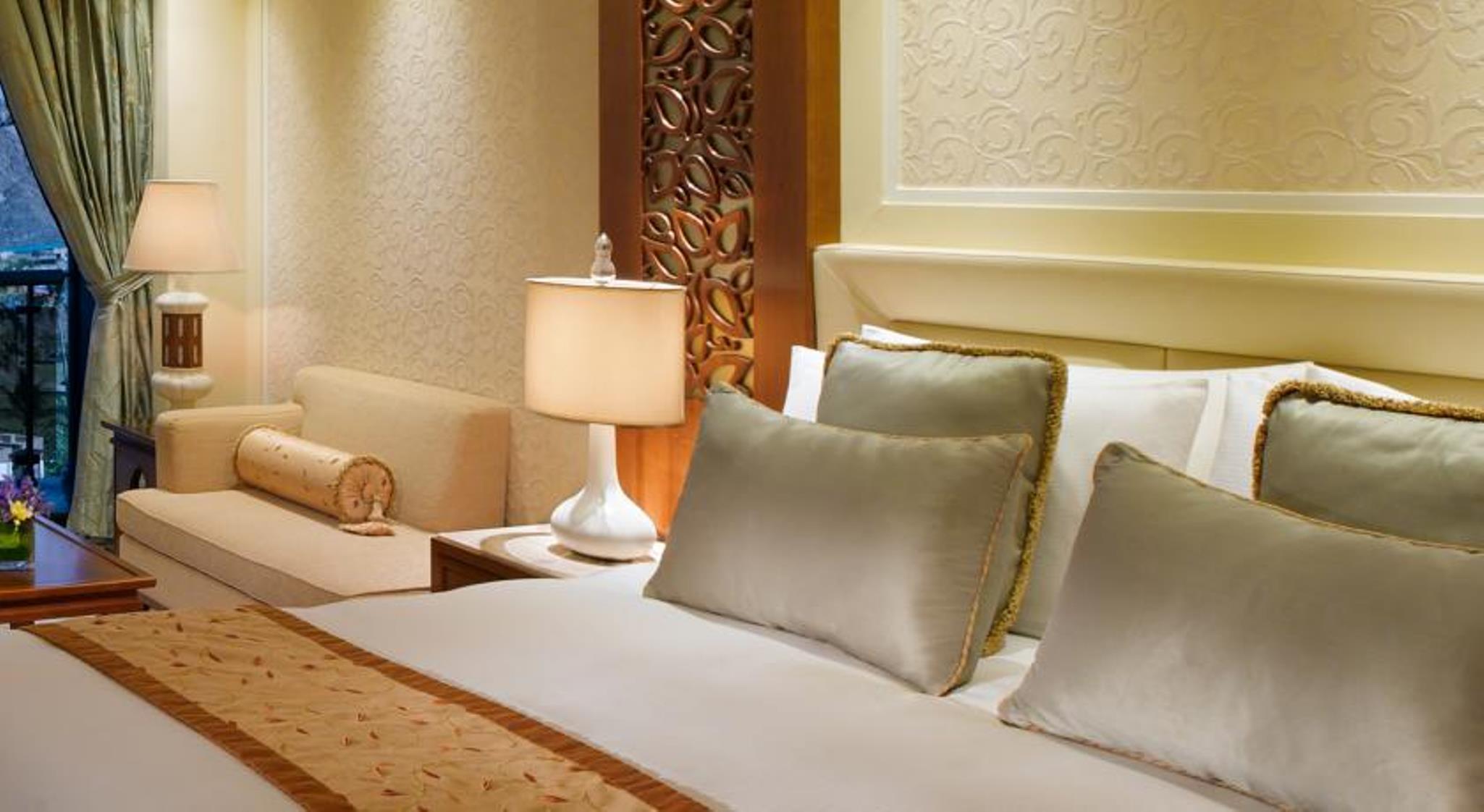Al Bustan Palace, a Ritz-Carlton Hotel, Muscat