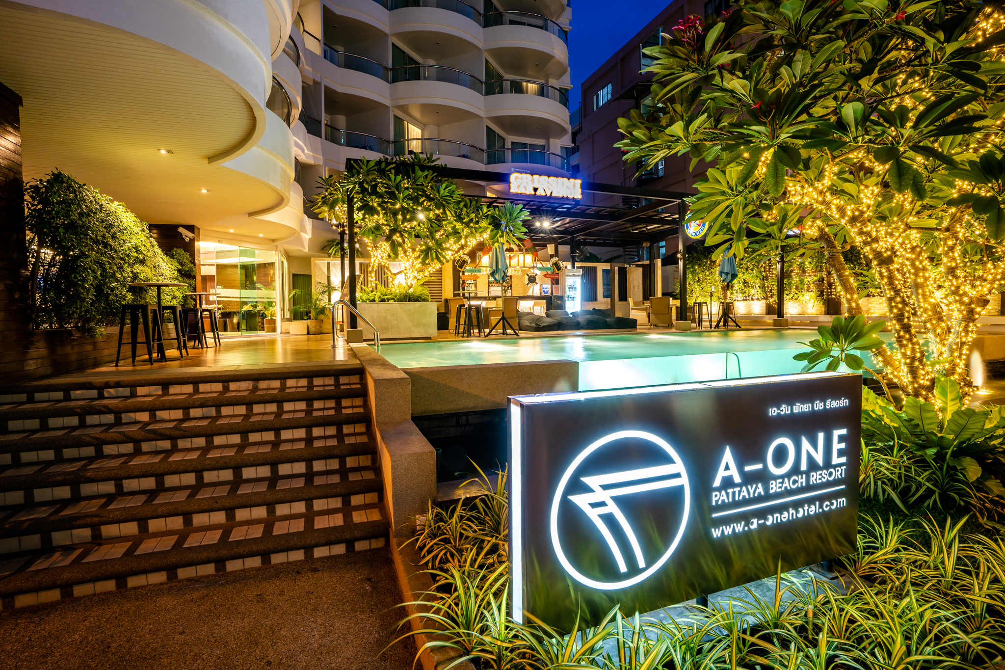 A-One Pattaya Beach Resort, Pattaya
