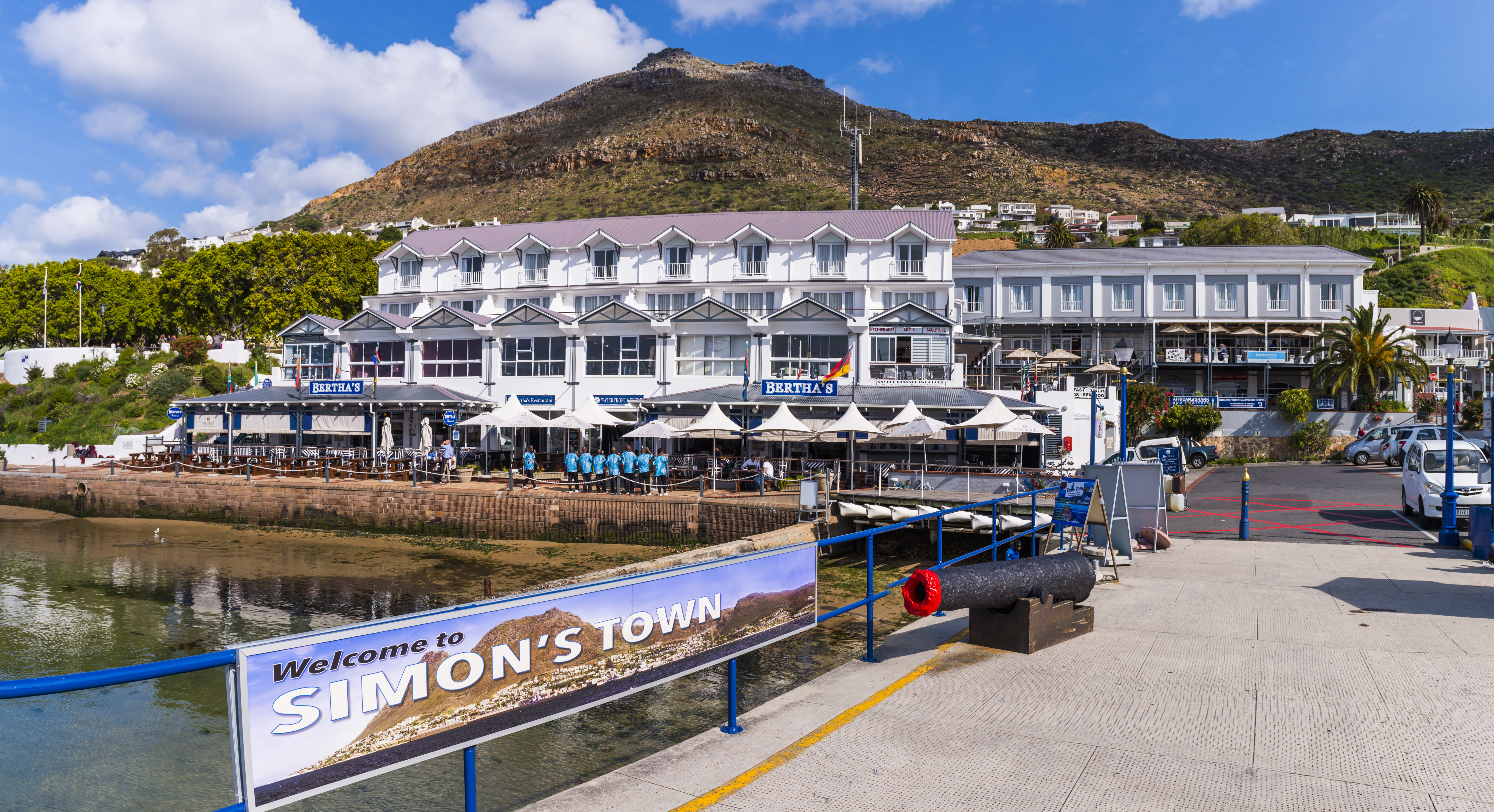 aha Simon's Town Quayside Hotel, City of Cape Town