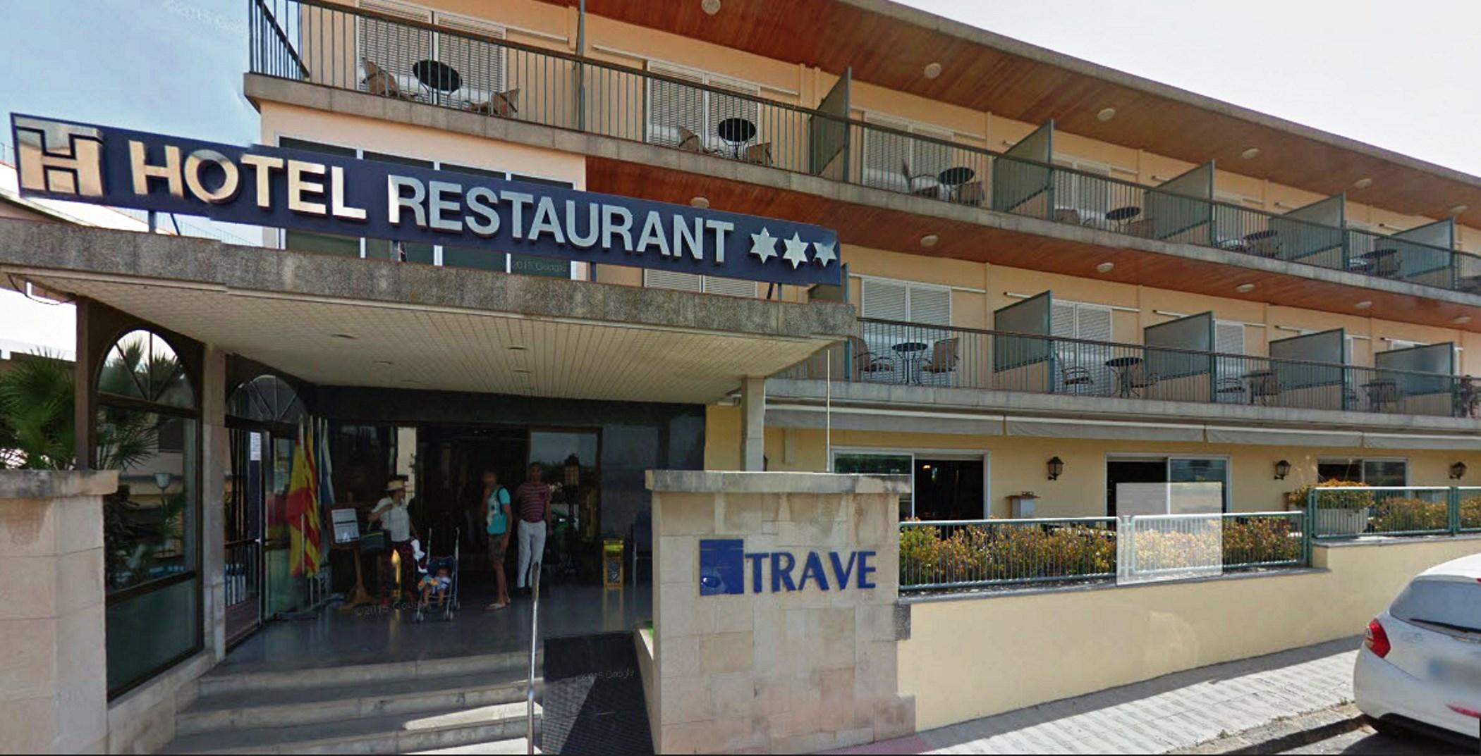 Trave, Girona