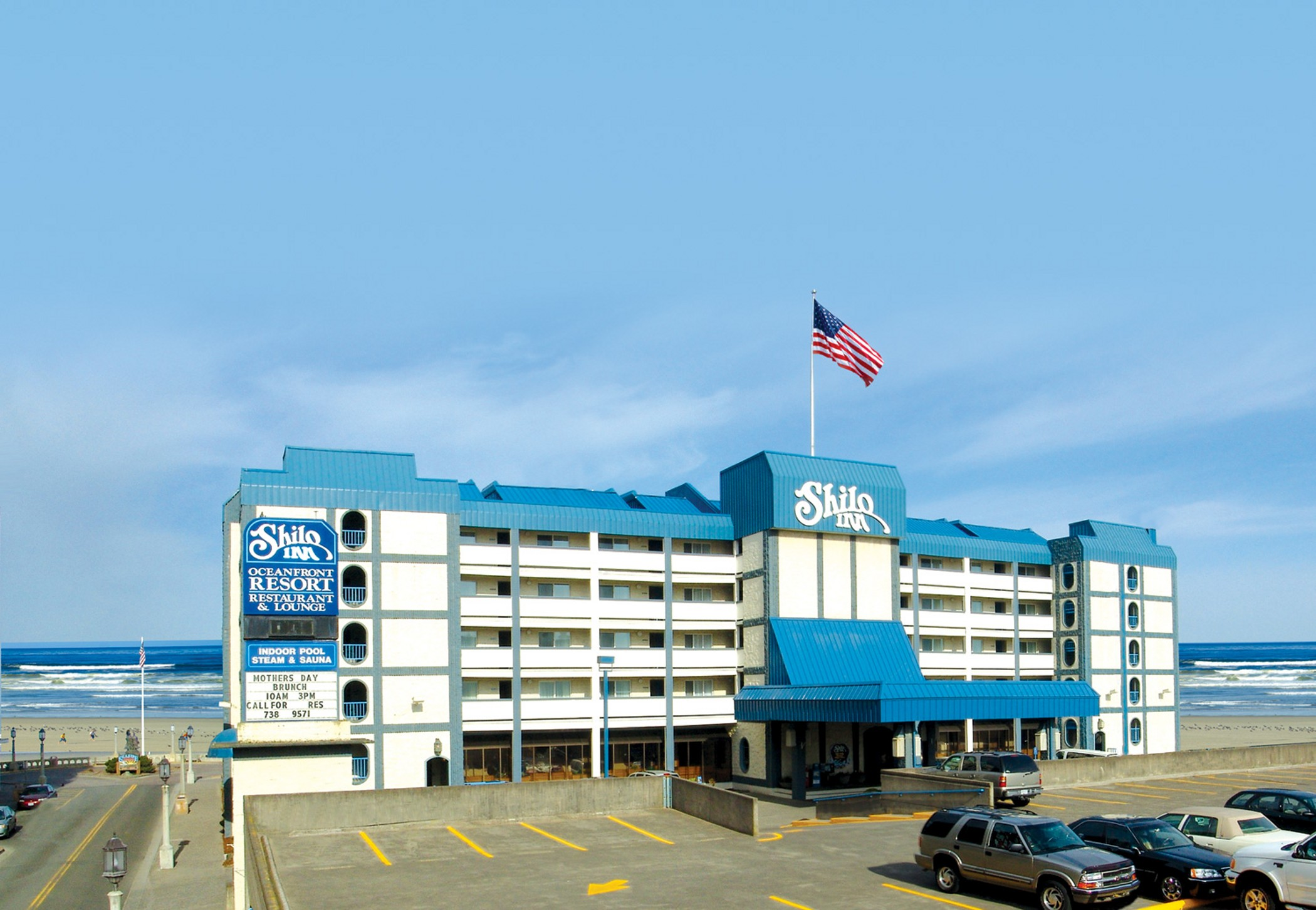 Shilo Inn Suites Oceanside Hotel Seaside, Clatsop