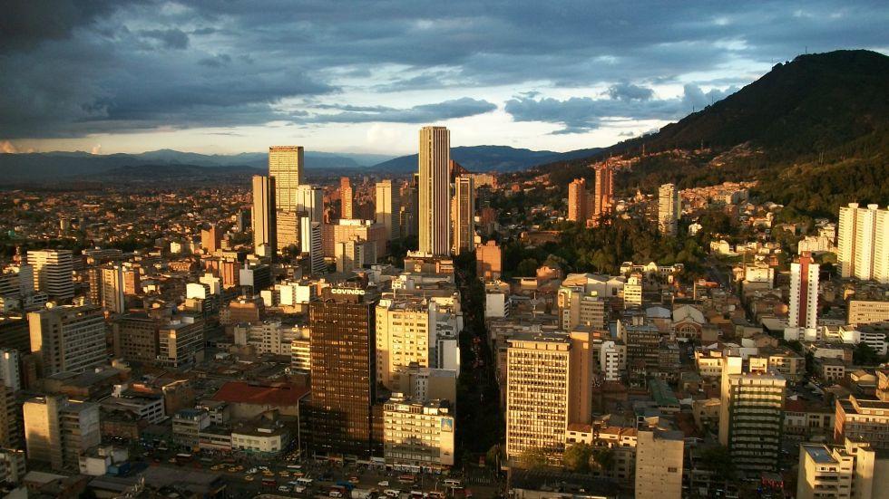 De La Ville, Santafé de Bogotá