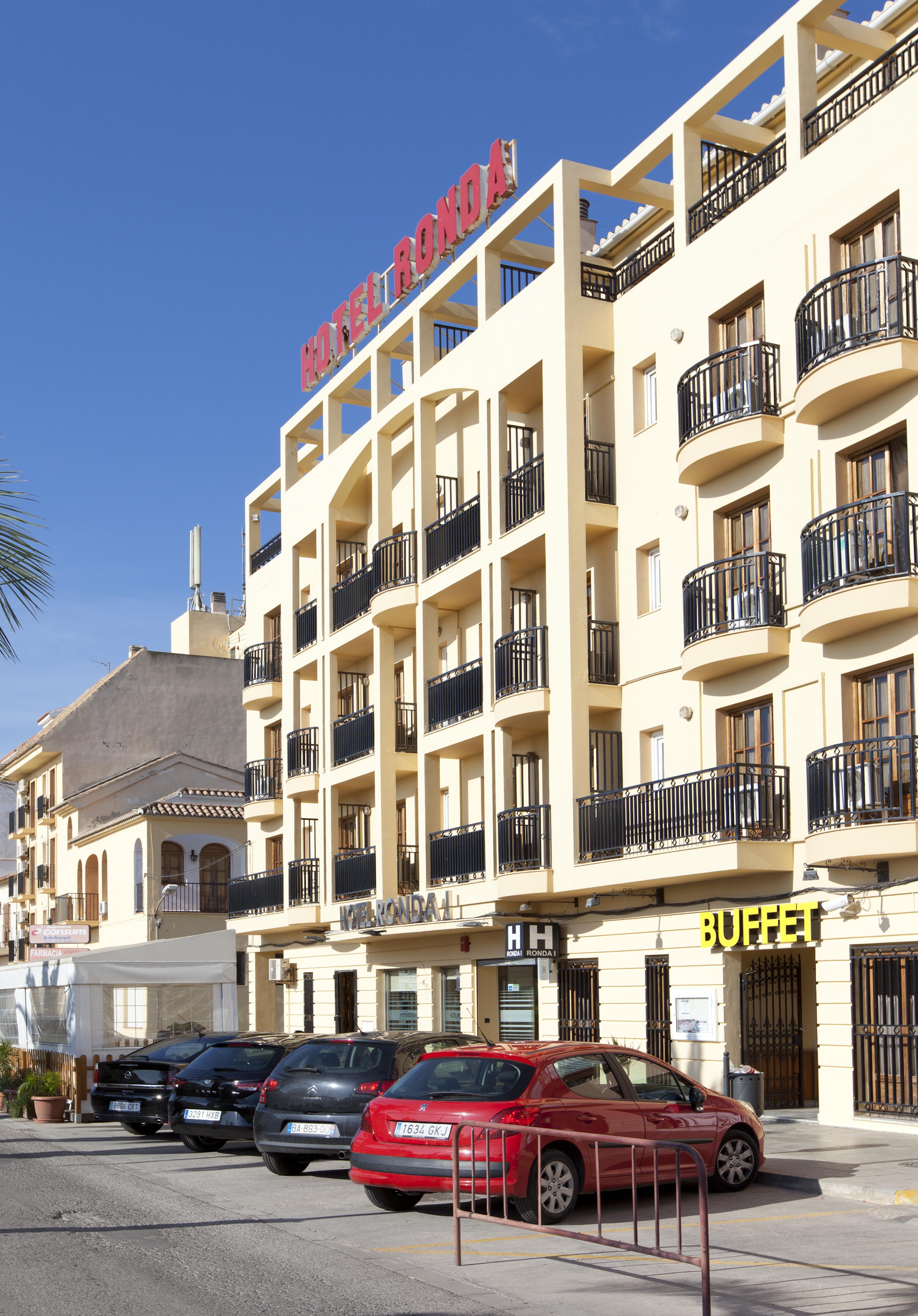 Olympia Hotel Ronda I
